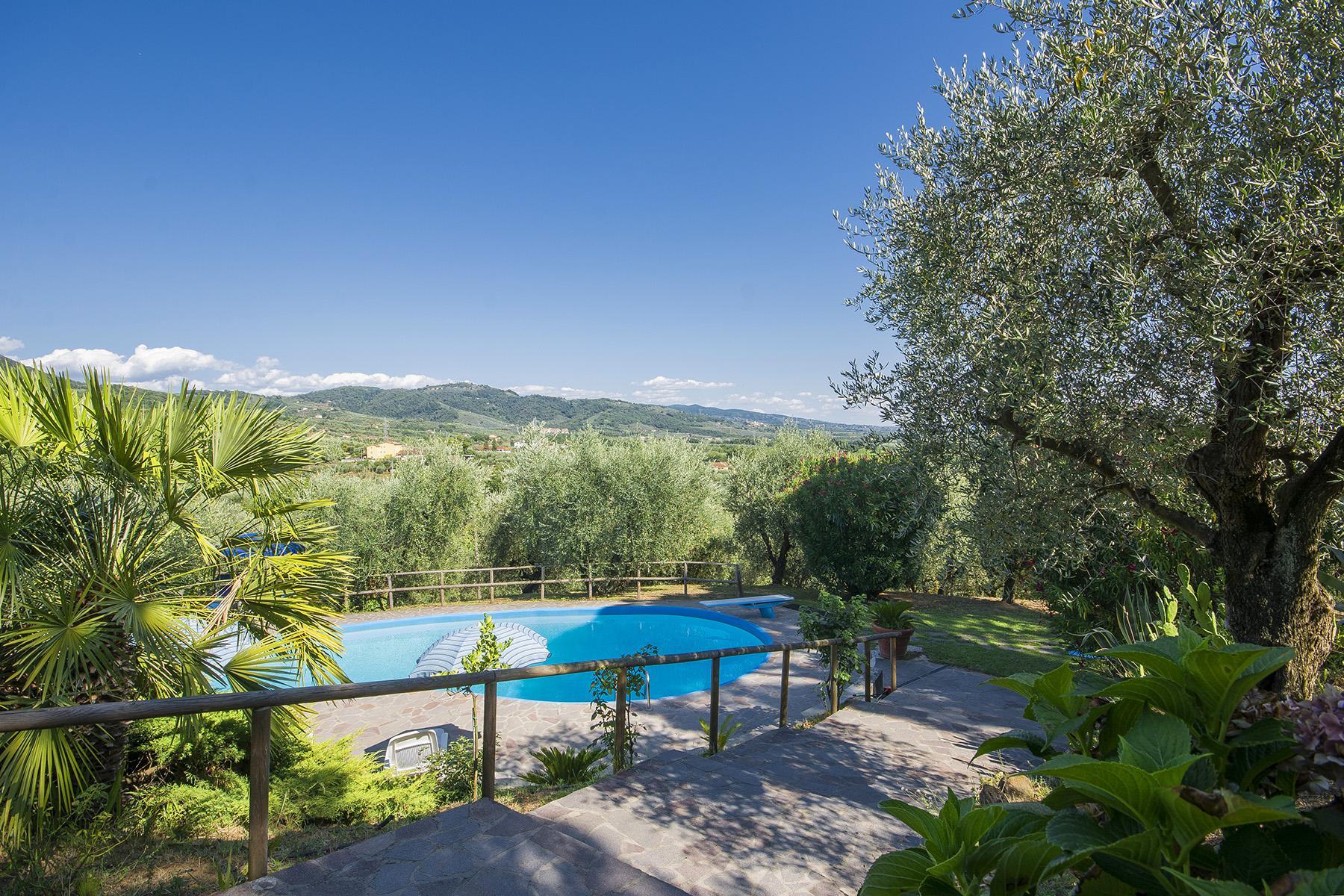 Prestigioso casale vicino al Golf di Montecatini Terme - 30