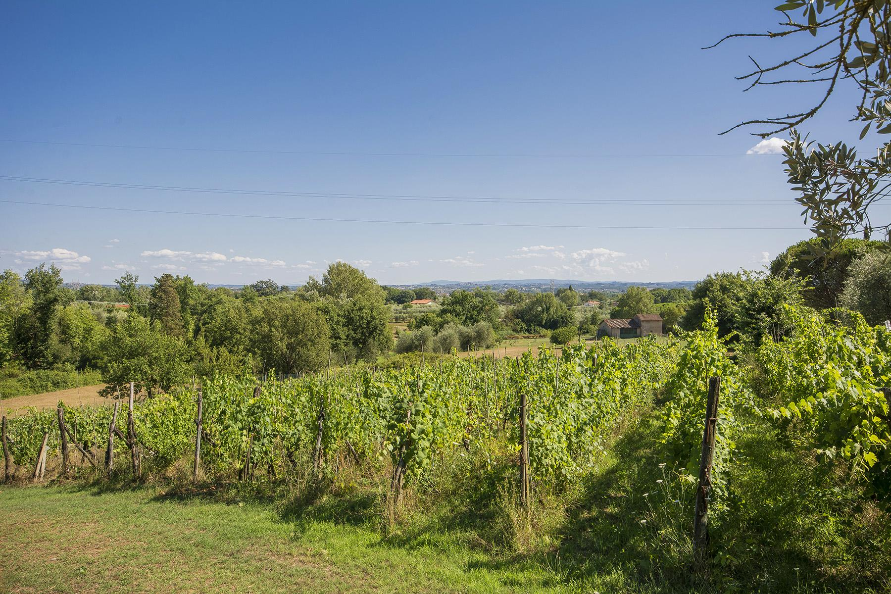 Престижная тосканская вилла рядом с полем для гольфа Монтекатини Терме - 31