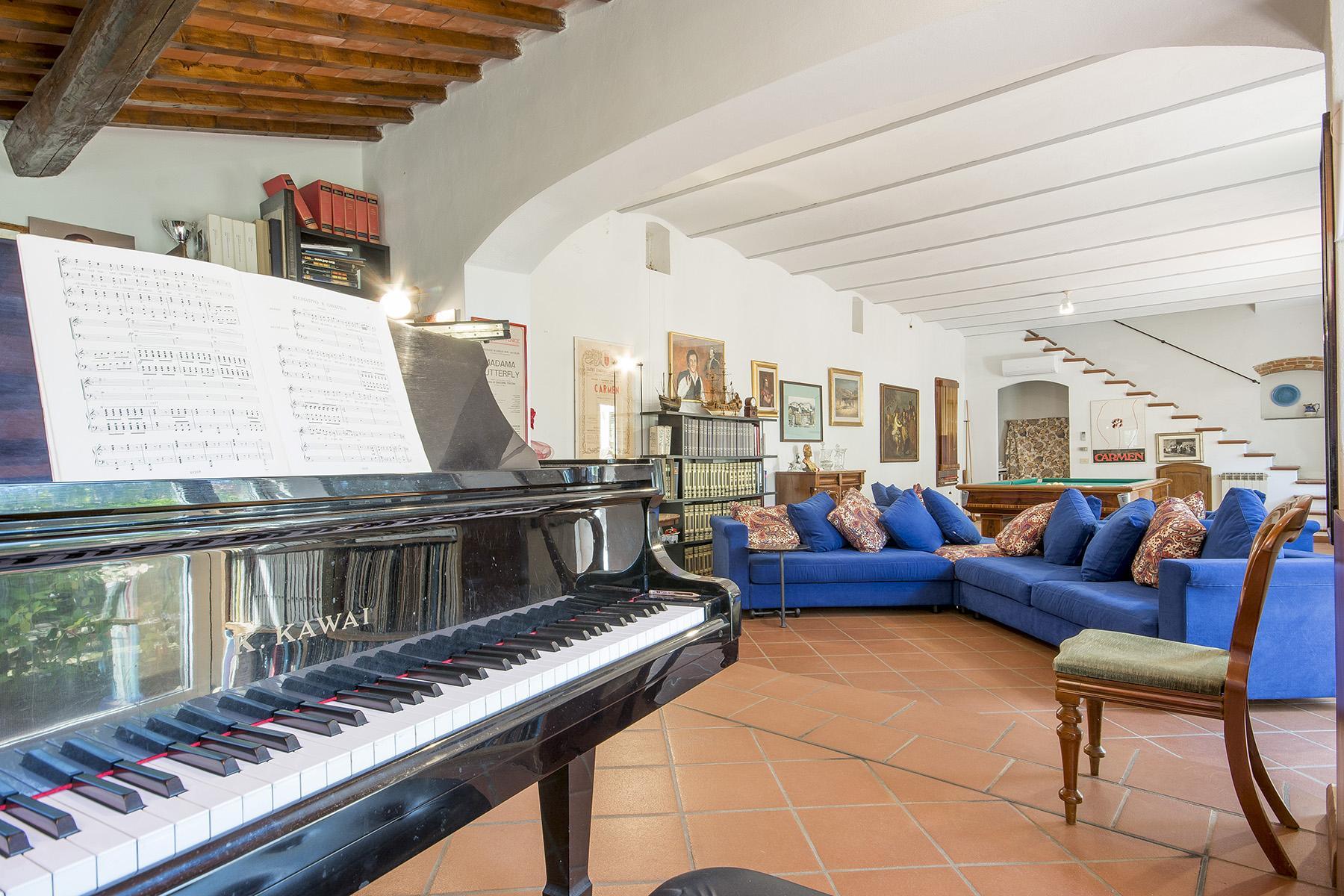 Prestigioso casale vicino al Golf di Montecatini Terme - 8