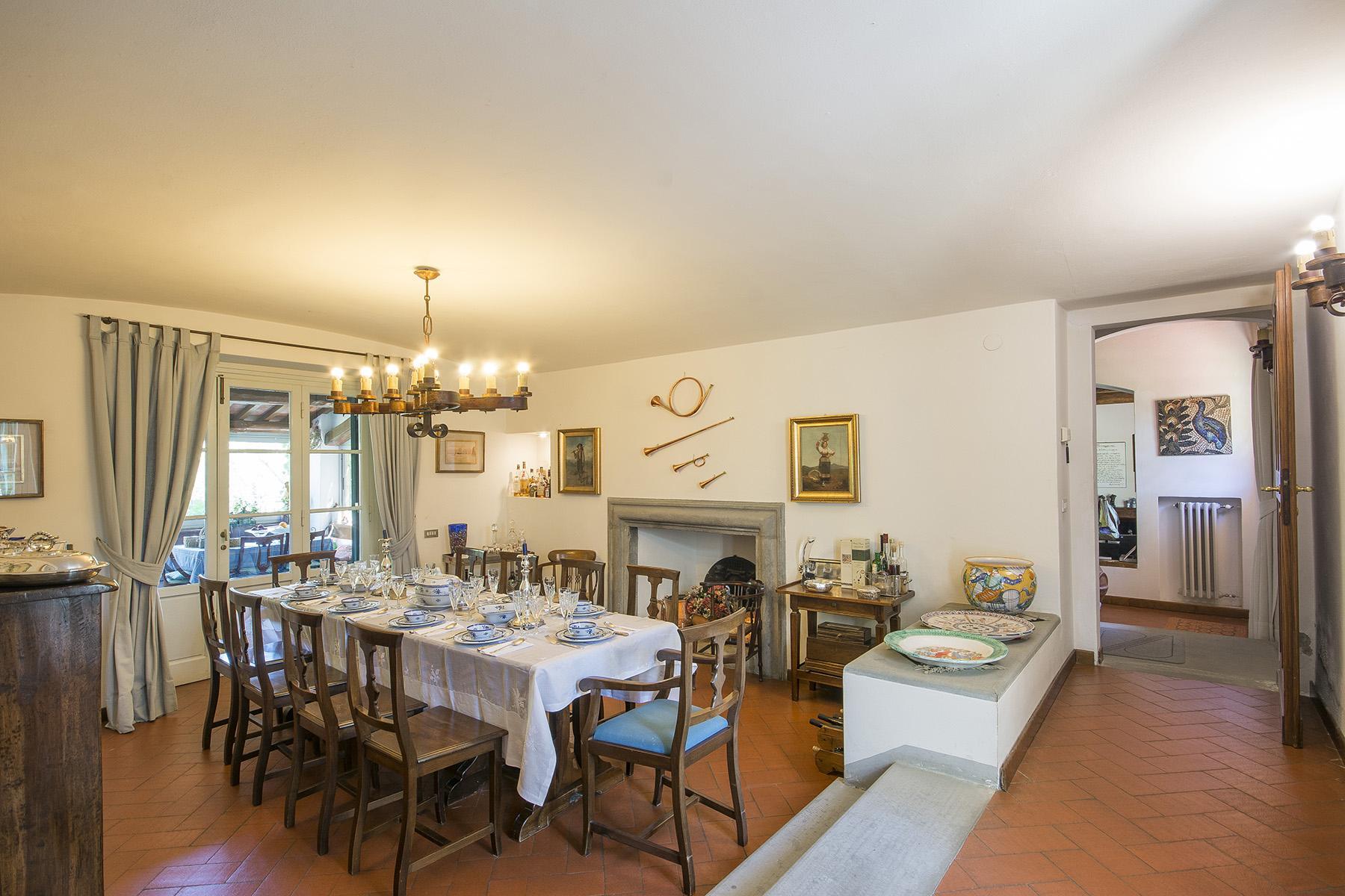 Prestigioso casale vicino al Golf di Montecatini Terme - 7