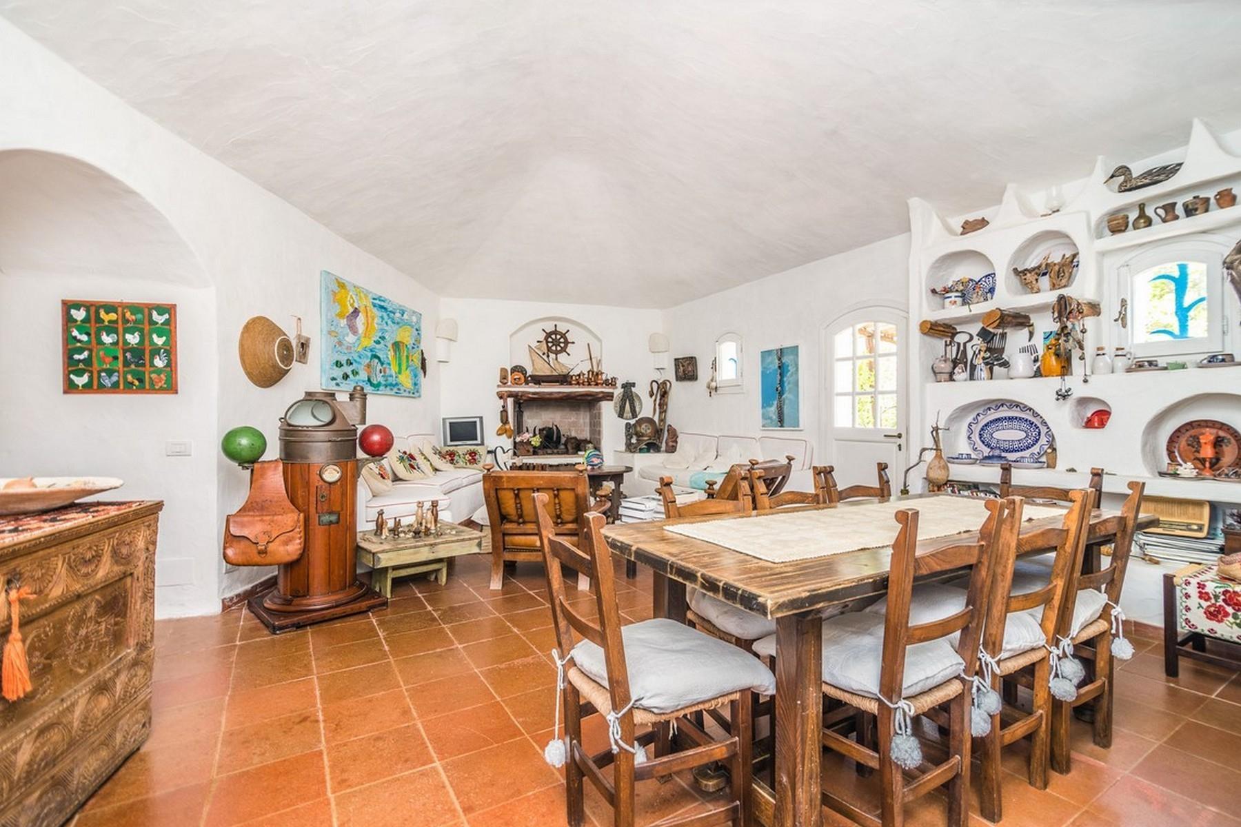 撒丁岛西北部Liscia di Vacca地区优美的别墅 - 9