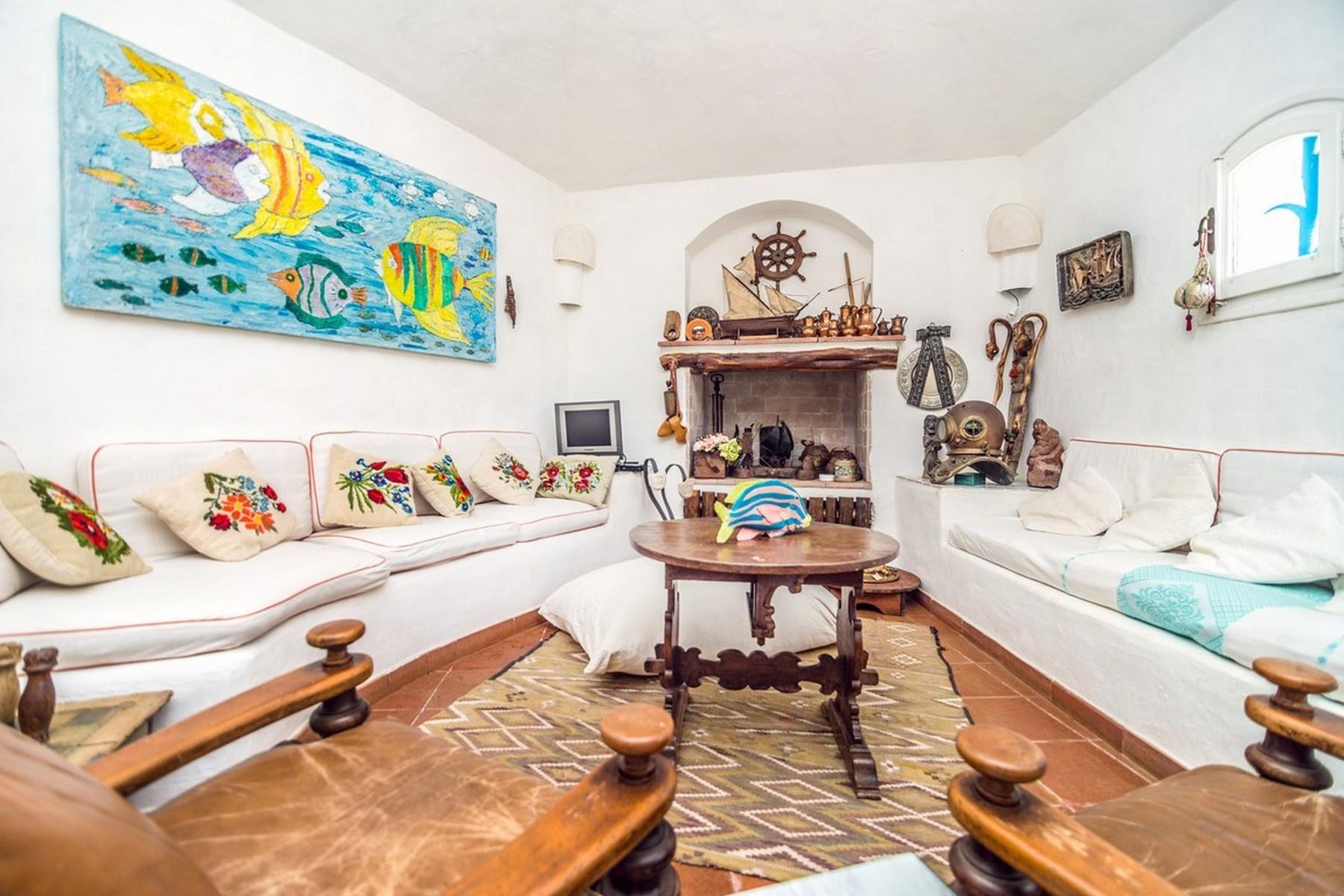 撒丁岛西北部Liscia di Vacca地区优美的别墅 - 11