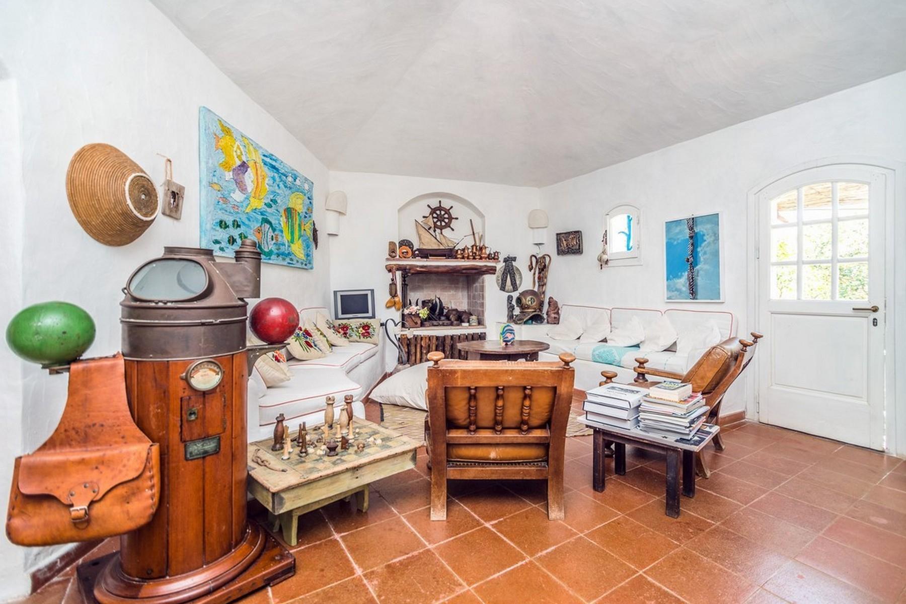 撒丁岛西北部Liscia di Vacca地区优美的别墅 - 12