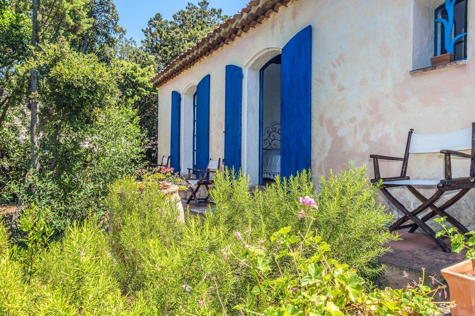 撒丁岛西北部Liscia di Vacca地区优美的别墅 - 14