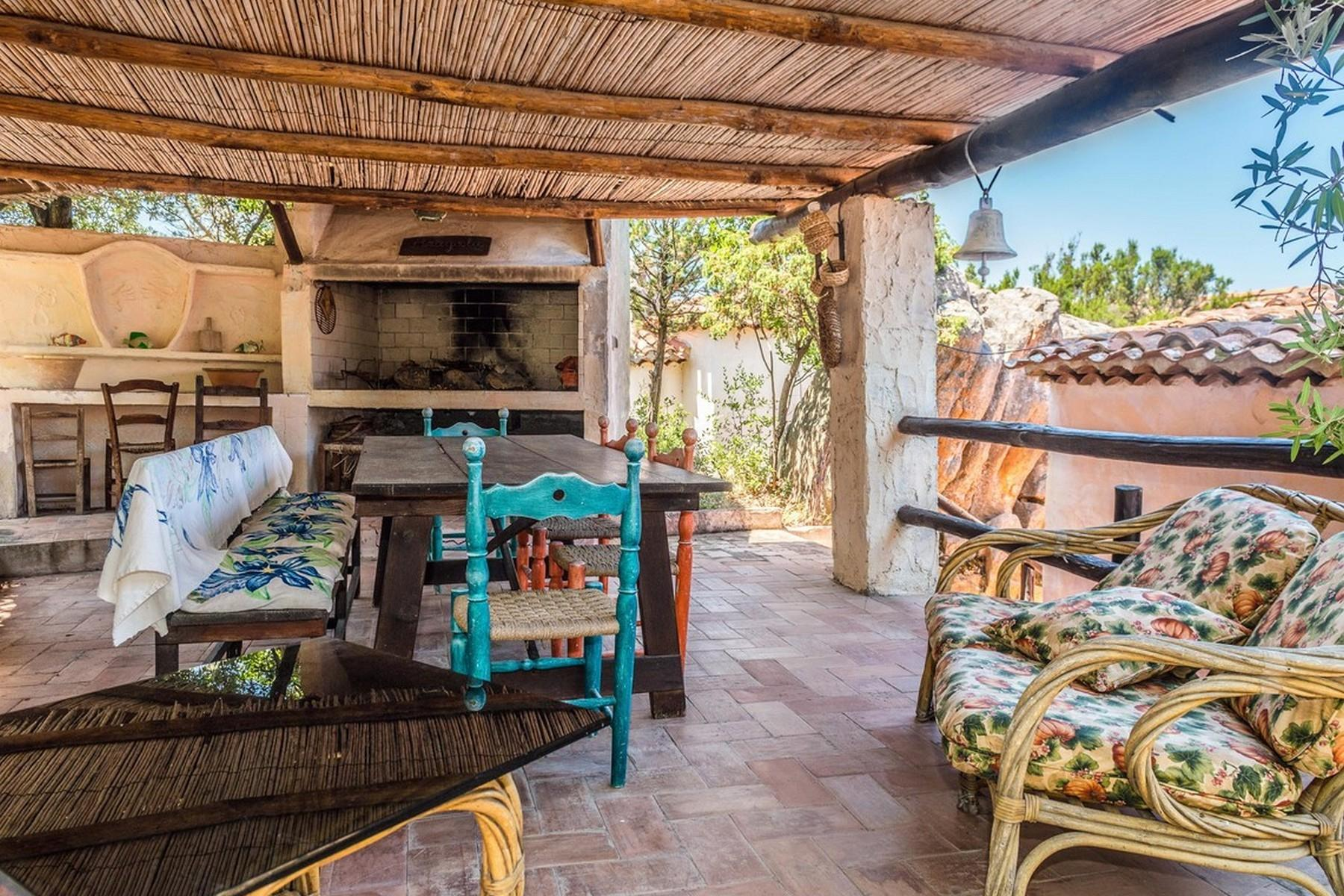 撒丁岛西北部Liscia di Vacca地区优美的别墅 - 24