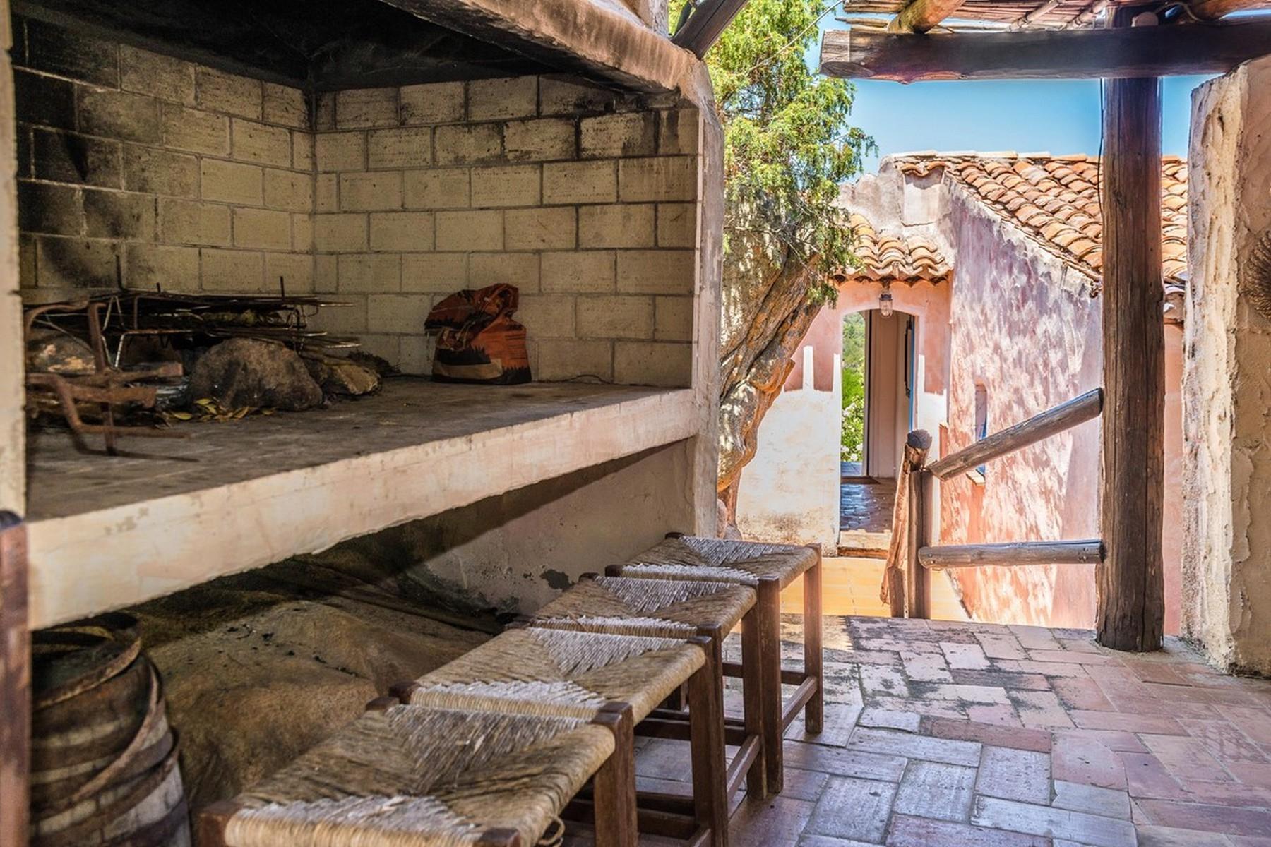 撒丁岛西北部Liscia di Vacca地区优美的别墅 - 26