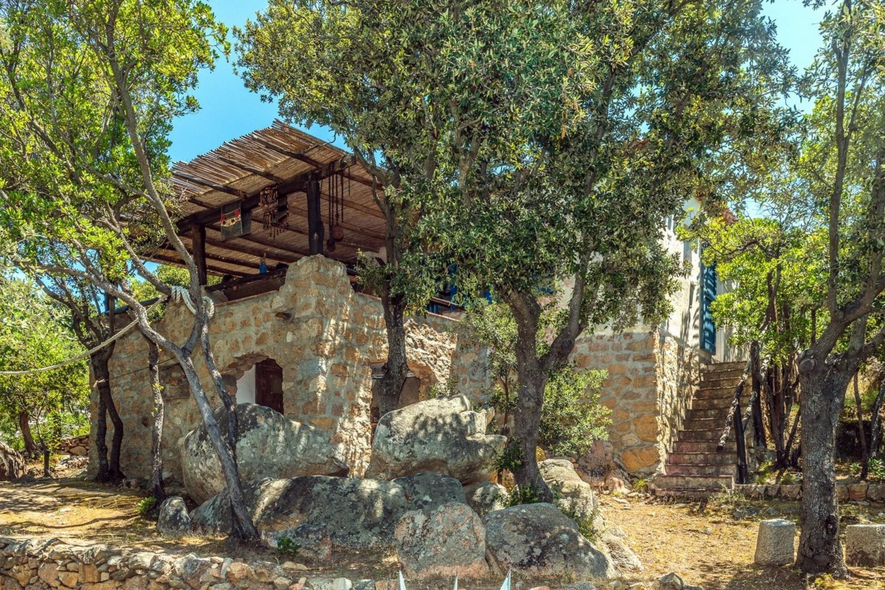 撒丁岛西北部Liscia di Vacca地区优美的别墅 - 28