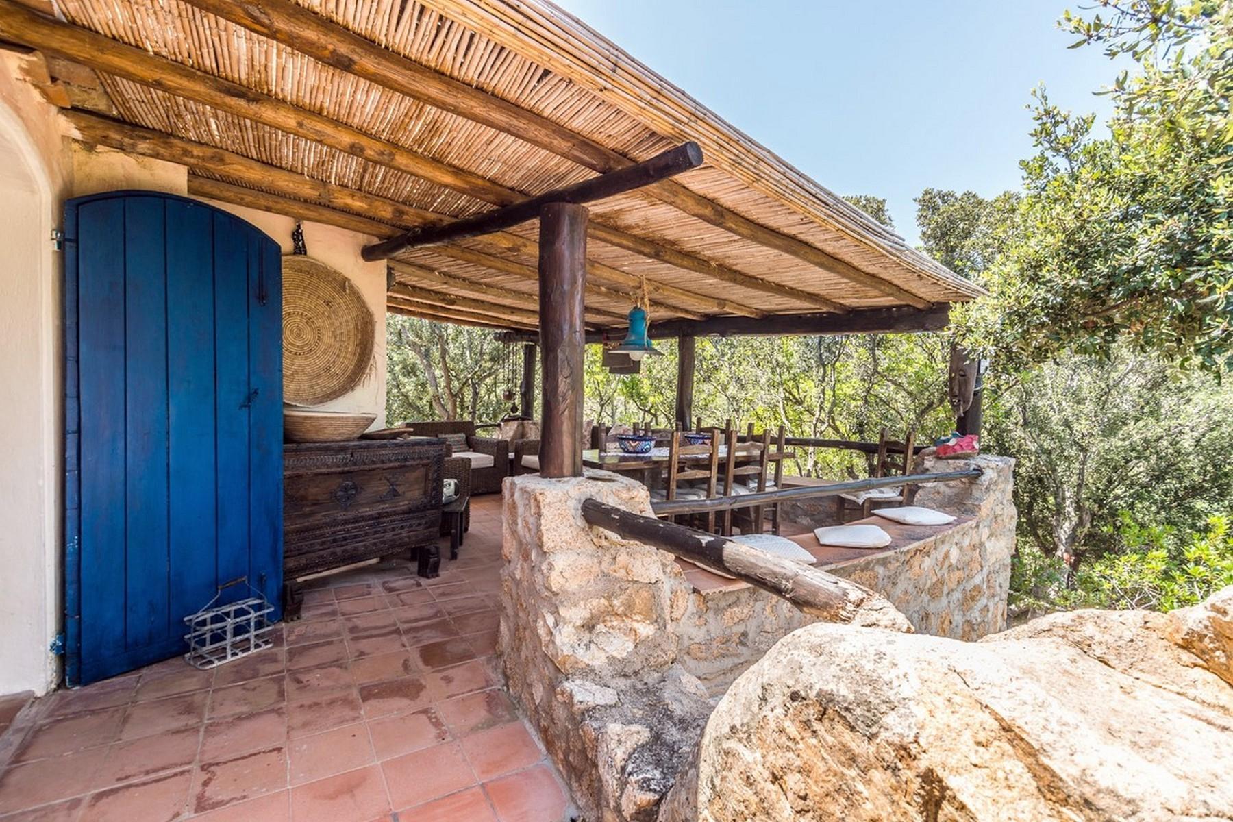 撒丁岛西北部Liscia di Vacca地区优美的别墅 - 34
