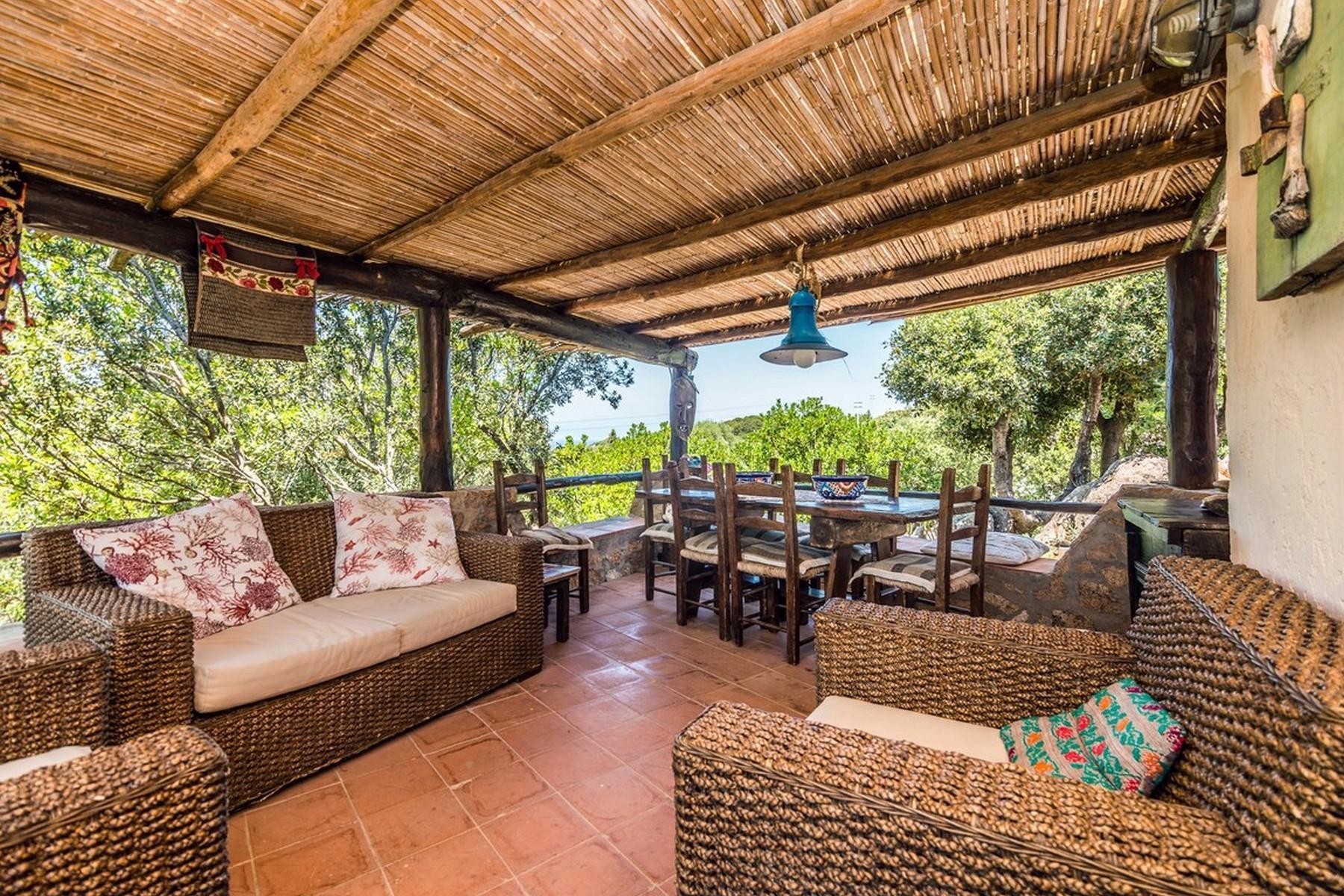 撒丁岛西北部Liscia di Vacca地区优美的别墅 - 35