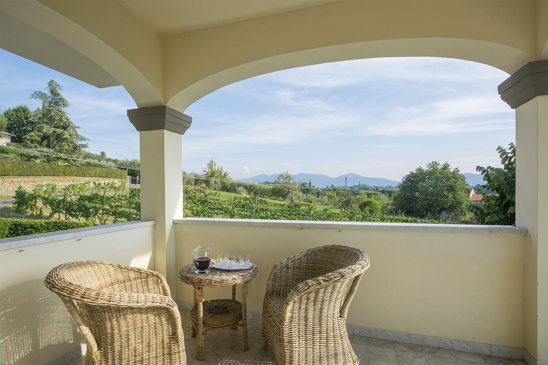 Charming luxury villa on the hills around Lucca - 12