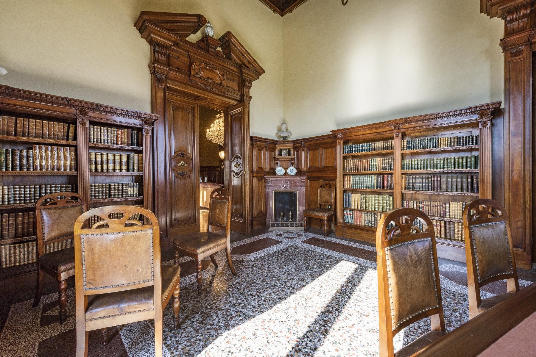 Maestosa Villa in stile Neo-Classico - 19
