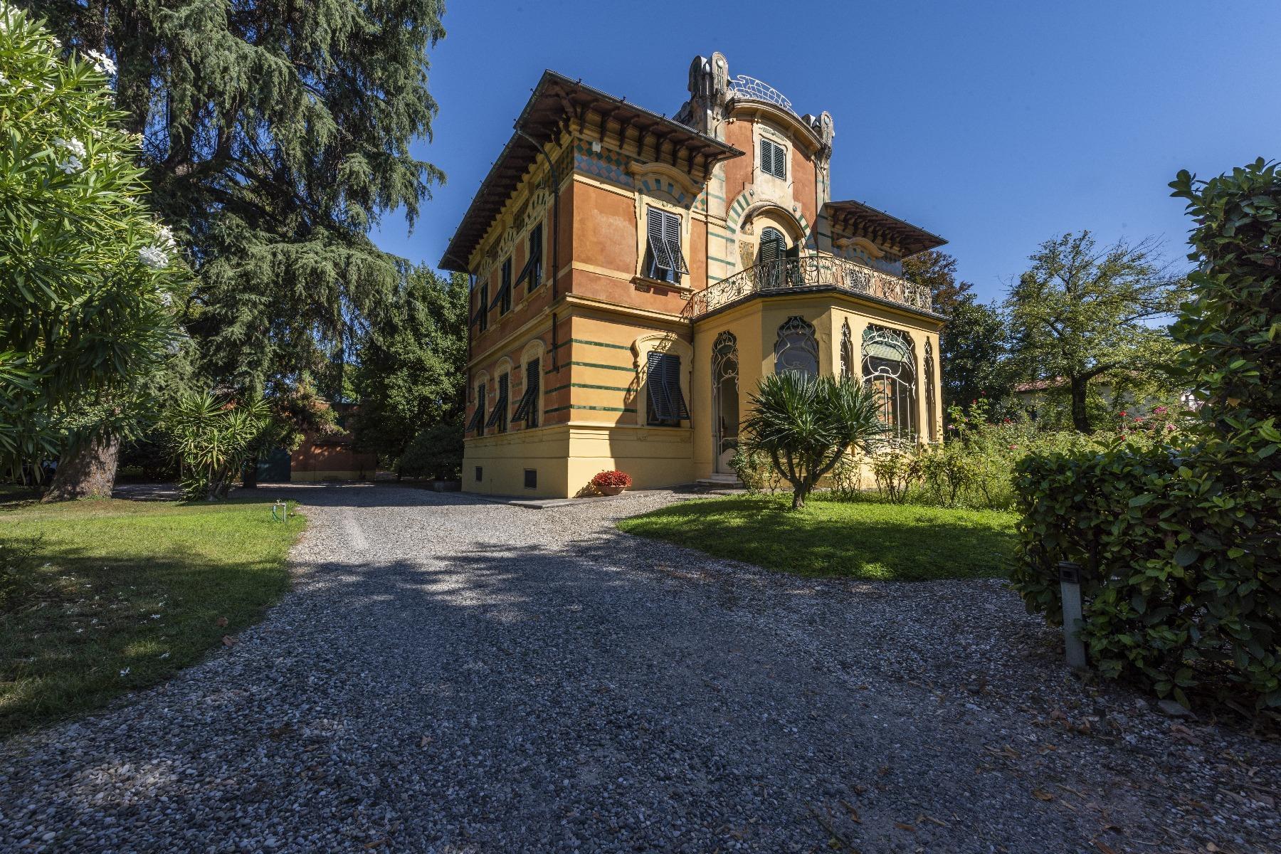Extraordinary Liberty style villa - 2