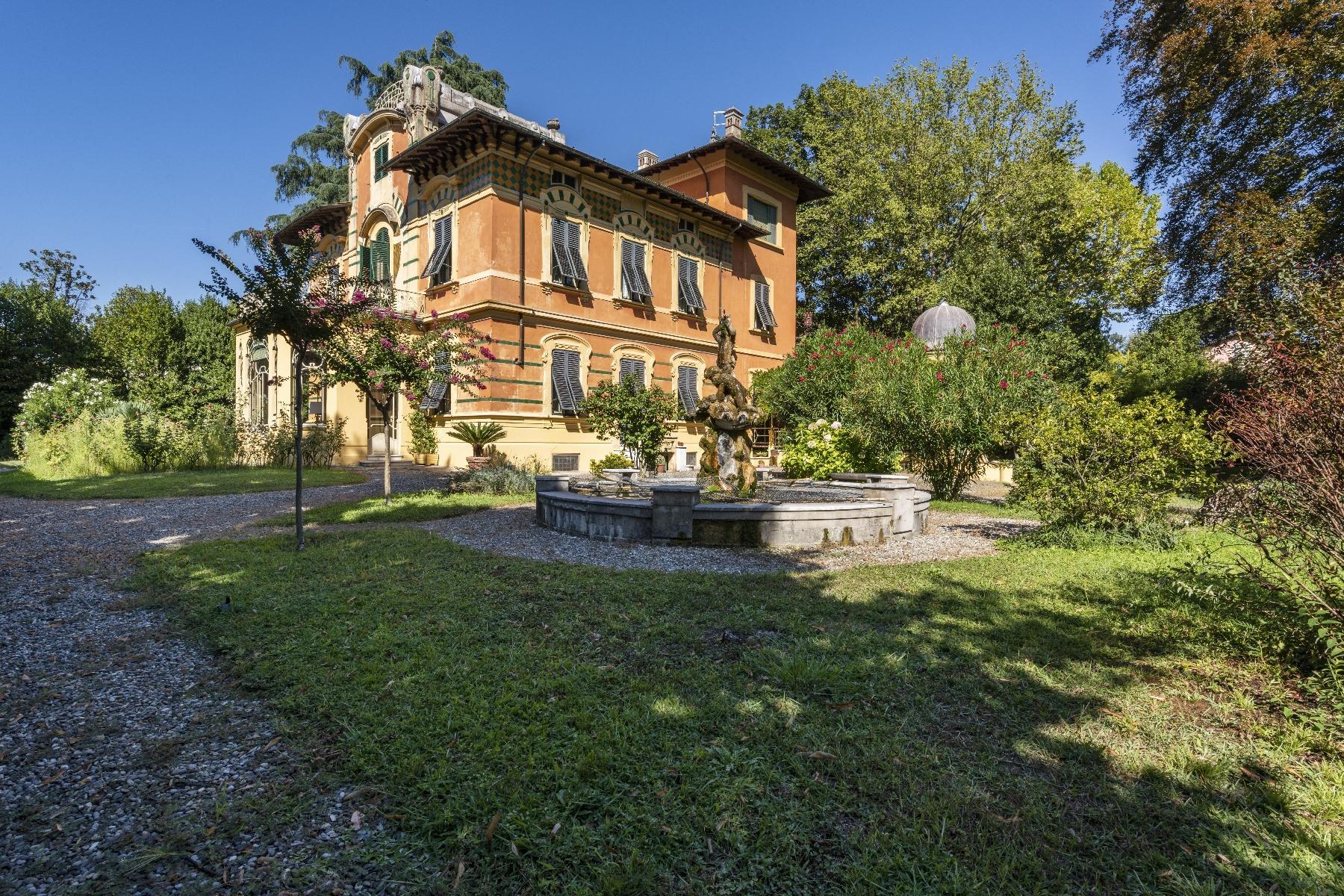 Extraordinary Liberty style villa - 1