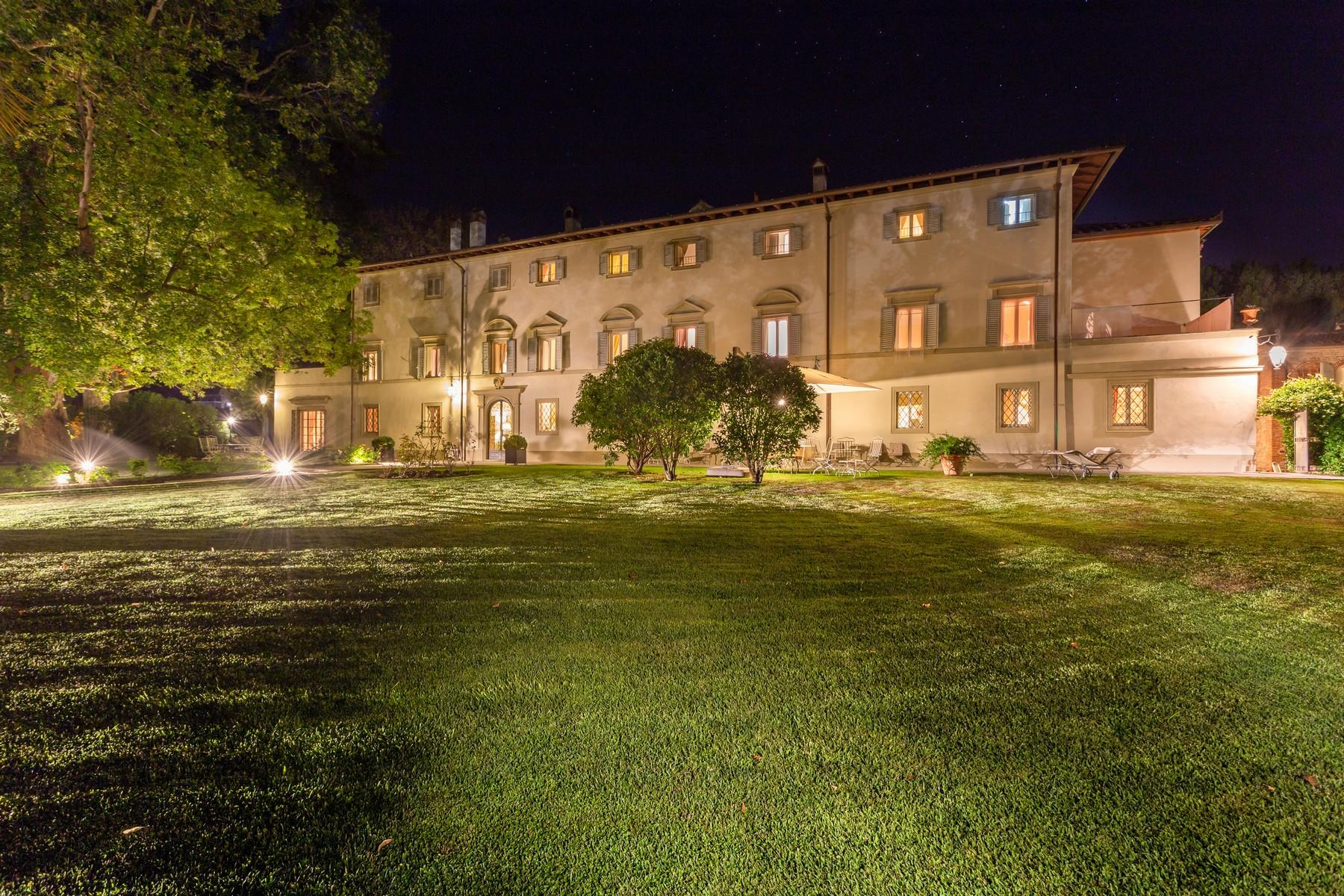 Prestigious luxury villa on the hills of Montecatini - 29