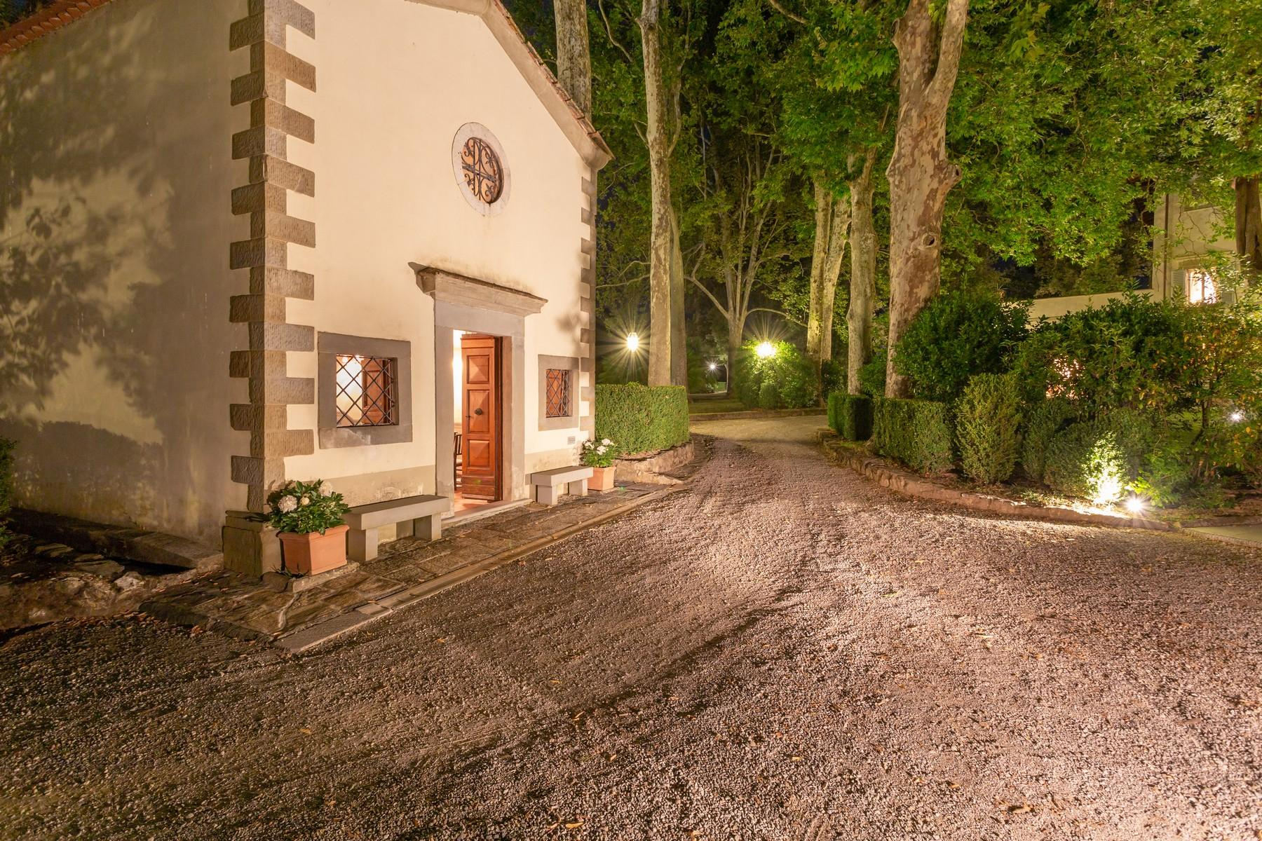 Prestigious luxury villa on the hills of Montecatini - 14