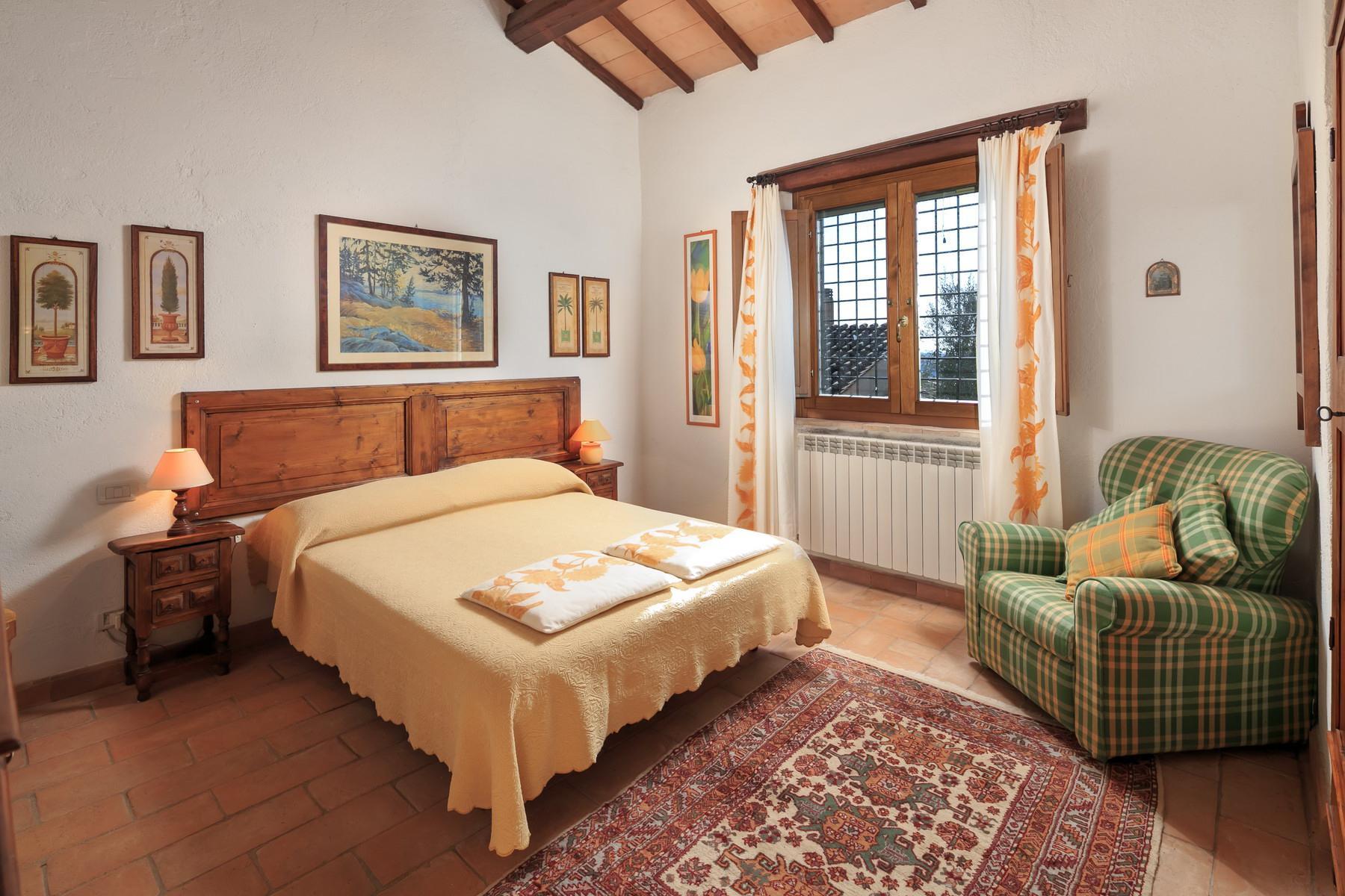 俯瞰Saturnia和周边优美景致的农舍且享有副楼 - 22