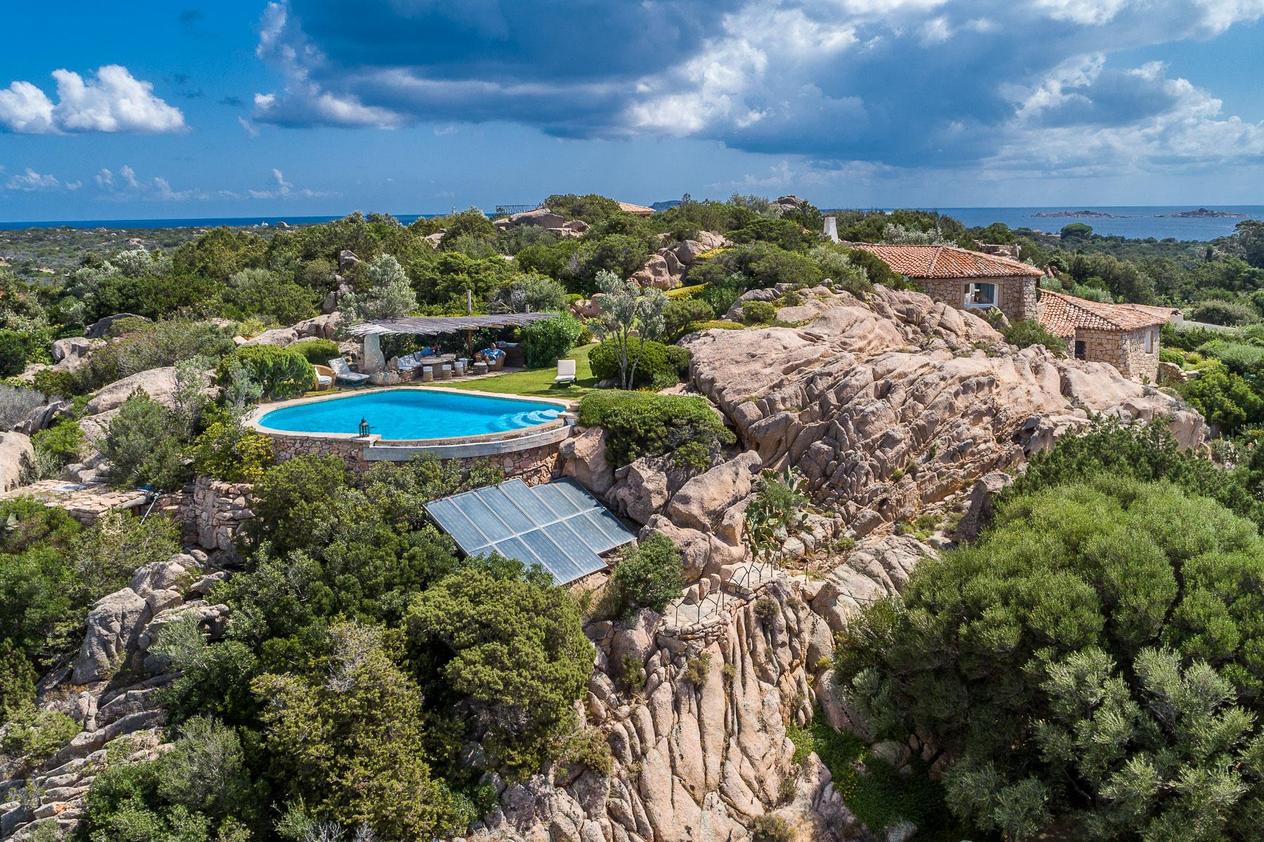Porto Cervo La Celvia Wonderful Villa by Arch. S.Couelle - 2