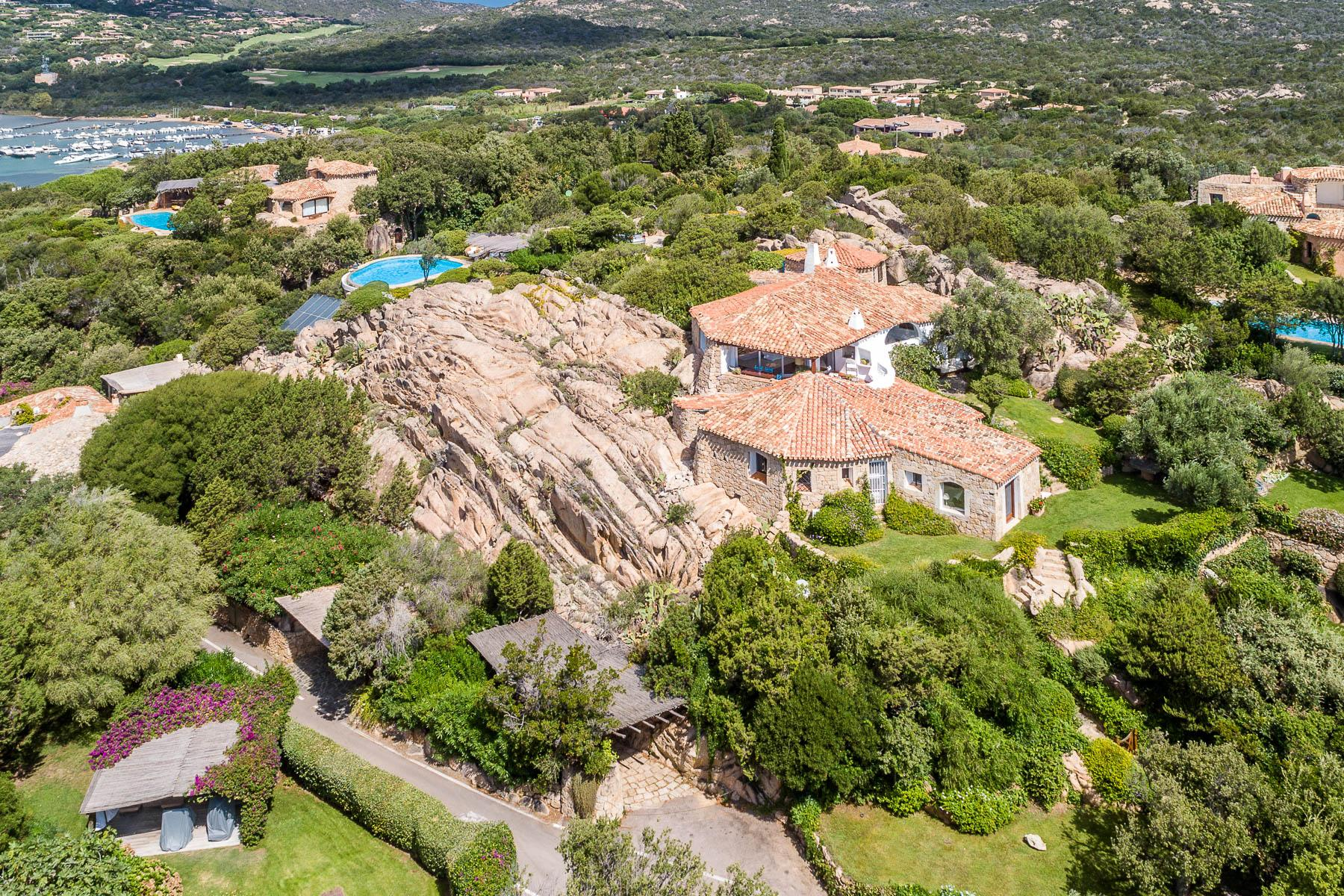 Porto Cervo La Celvia Wonderful Villa by Arch. S.Couelle - 3