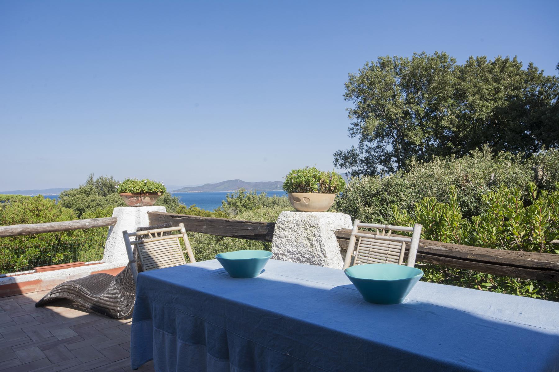 Charming Villa with breathtaking view in Punta Ala - 20
