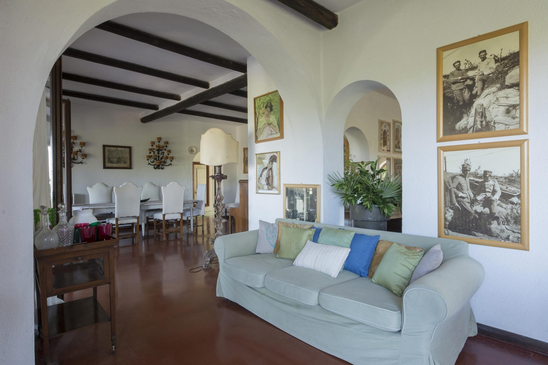 Charming Villa with breathtaking view in Punta Ala - 21