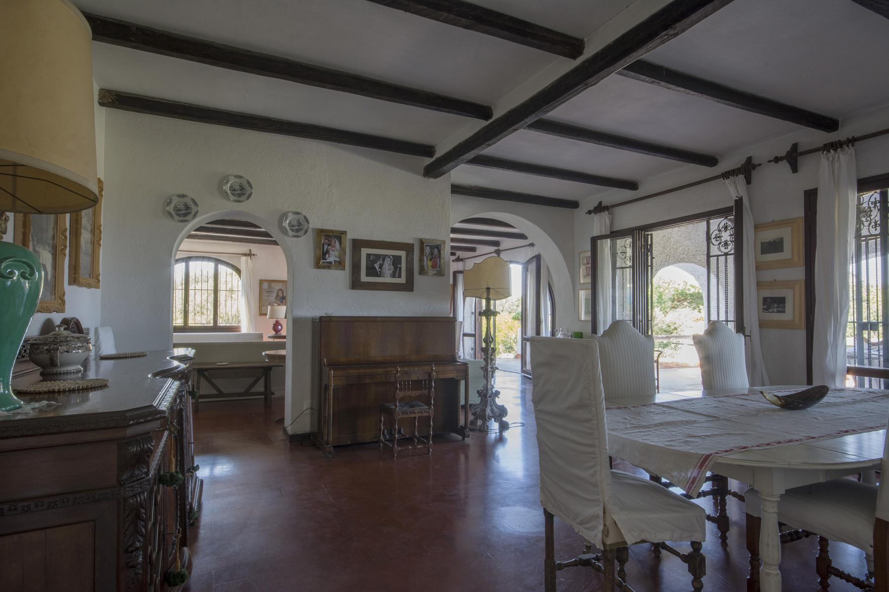 Charming Villa with breathtaking view in Punta Ala - 22