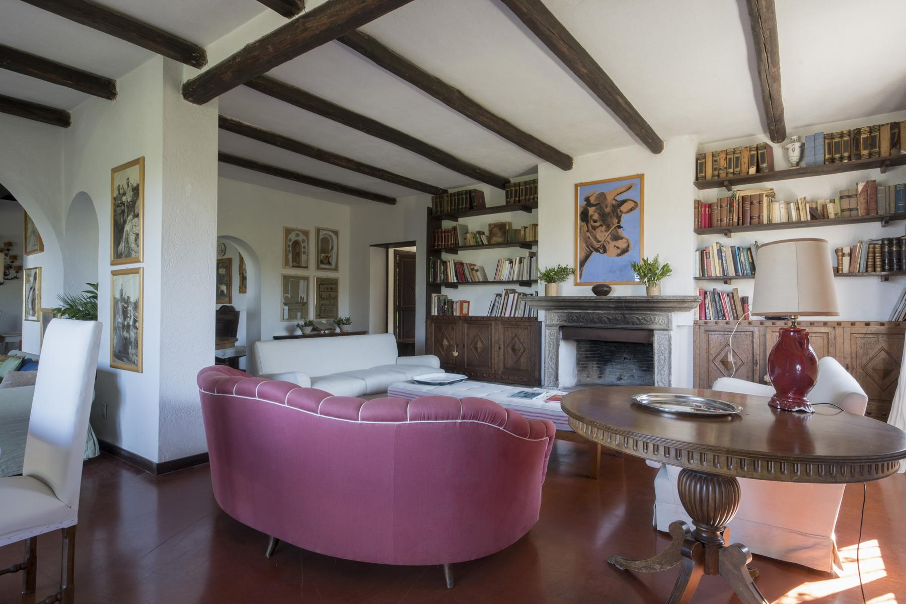 Charming Villa with breathtaking view in Punta Ala - 23
