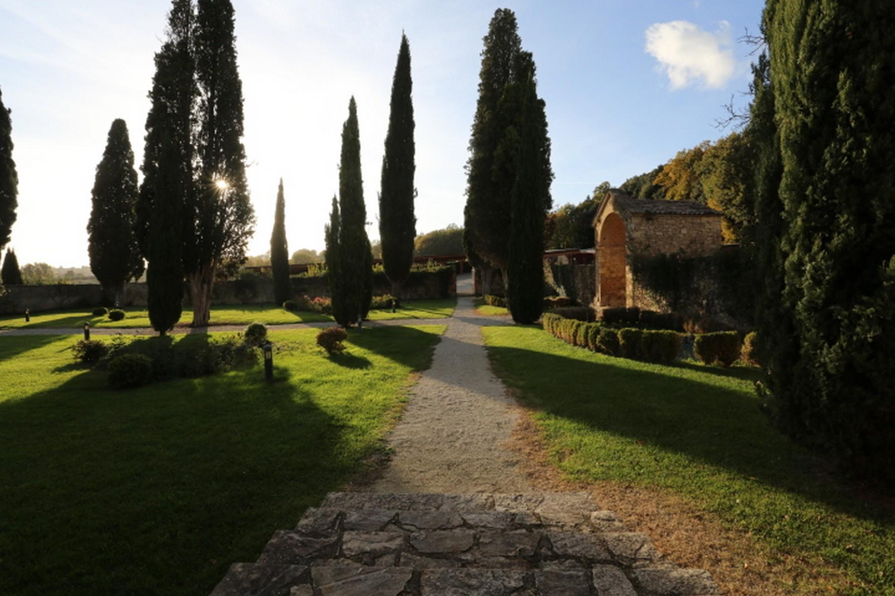 Historische Residenz im Herzen des Umbriens - 1