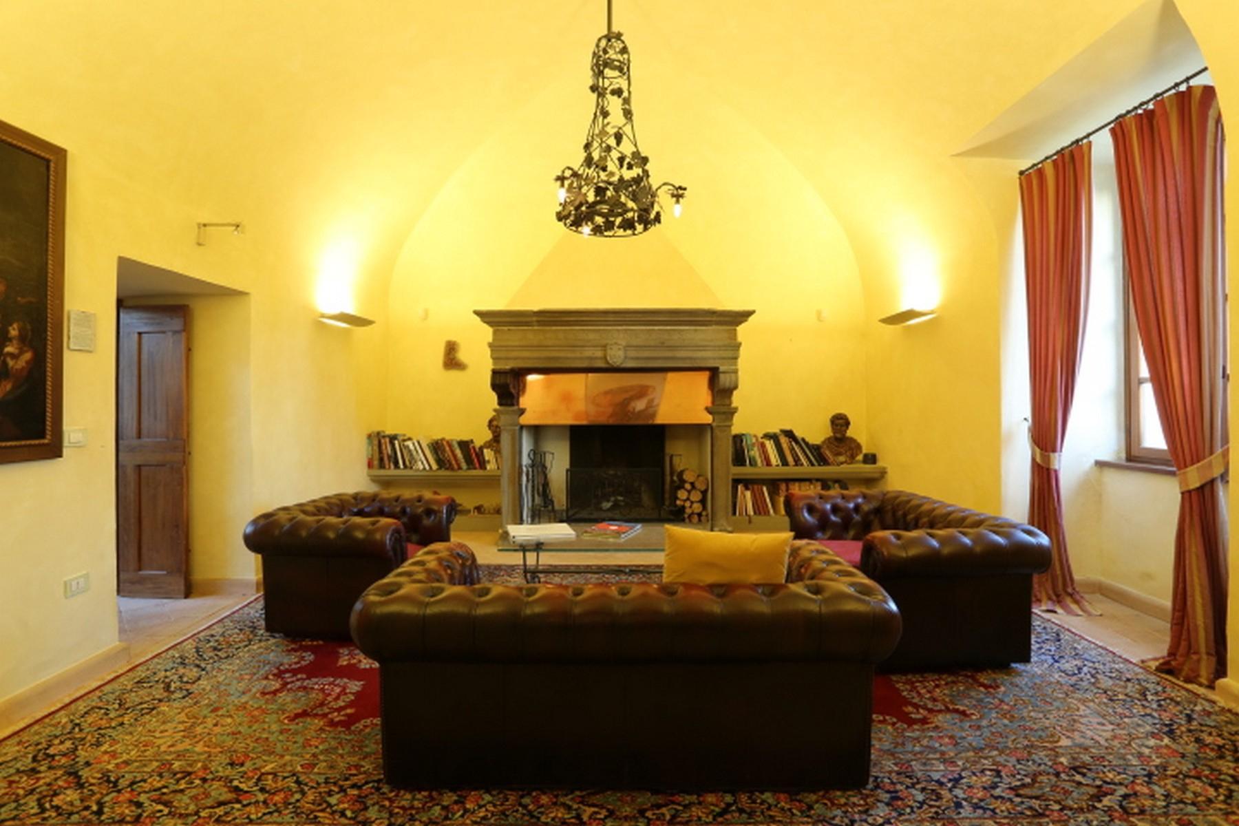 Historische Residenz im Herzen des Umbriens - 4