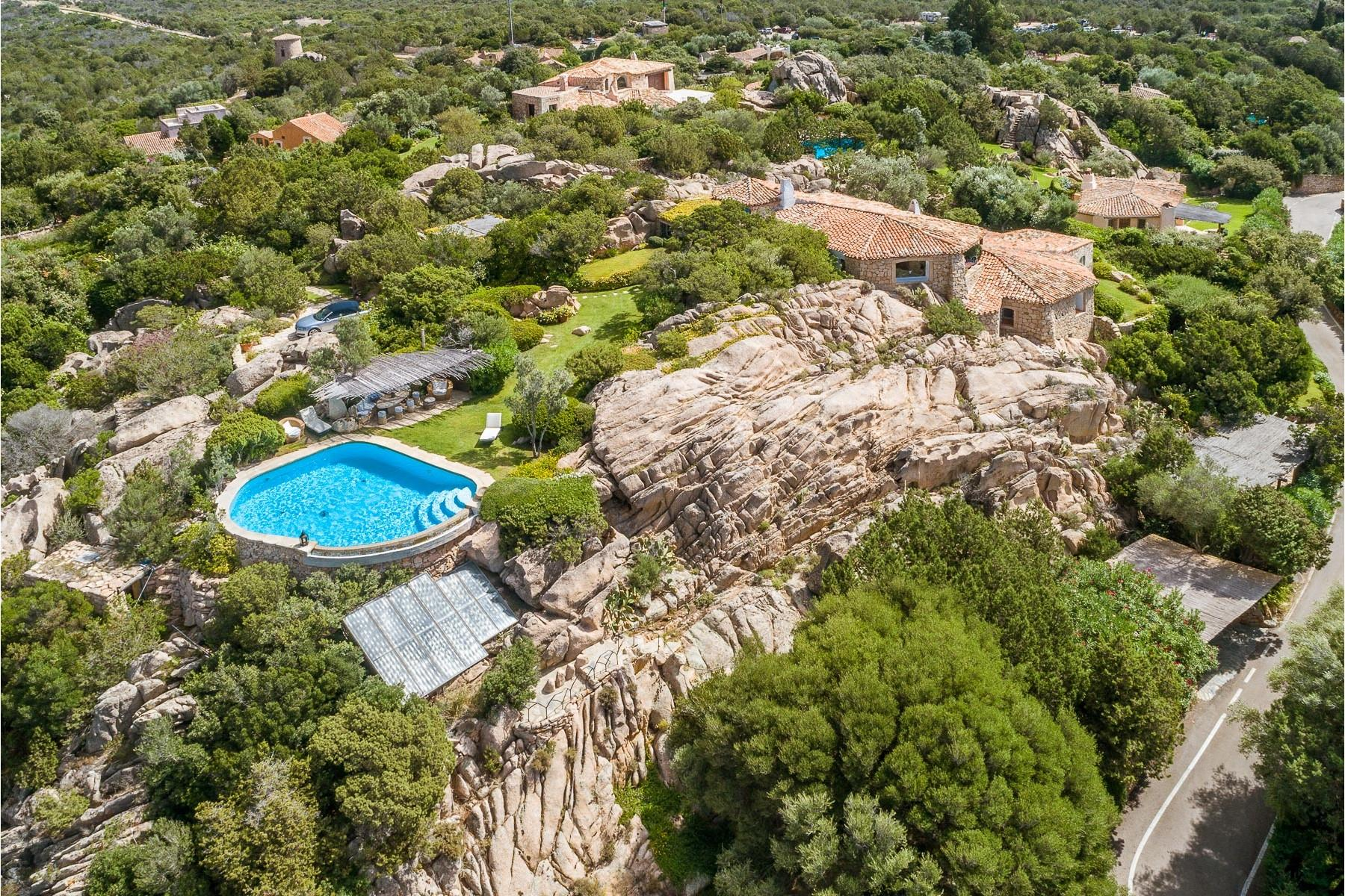 Porto Cervo La Celvia Wonderful Villa by Arch. S.Couelle - 25