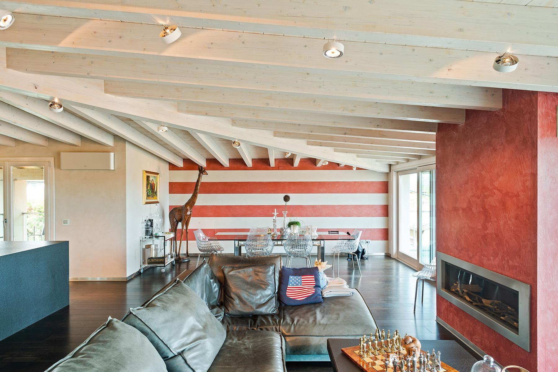Magnifique penthouse ex duplex avec vue panoramique - 7