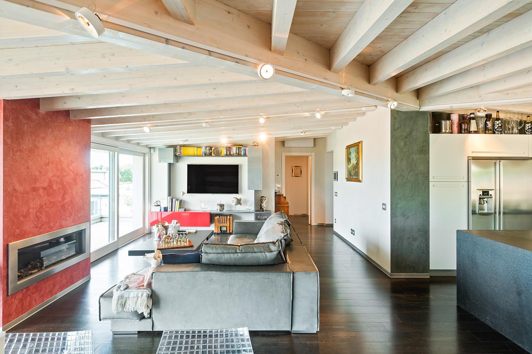 Splendido attico e super attico con vista panoramica - 3
