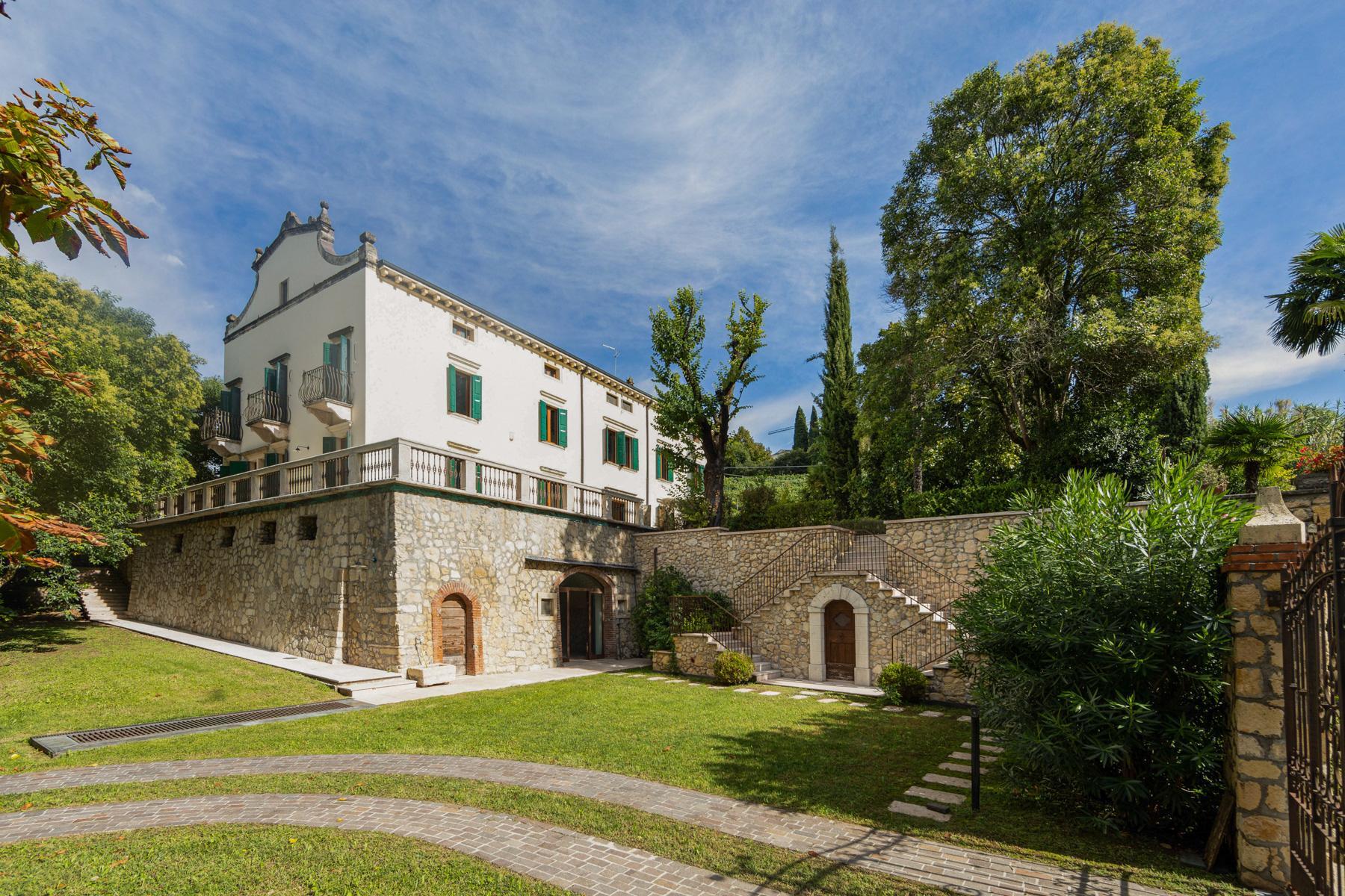 Villa historique dans la Valpolicella - 1