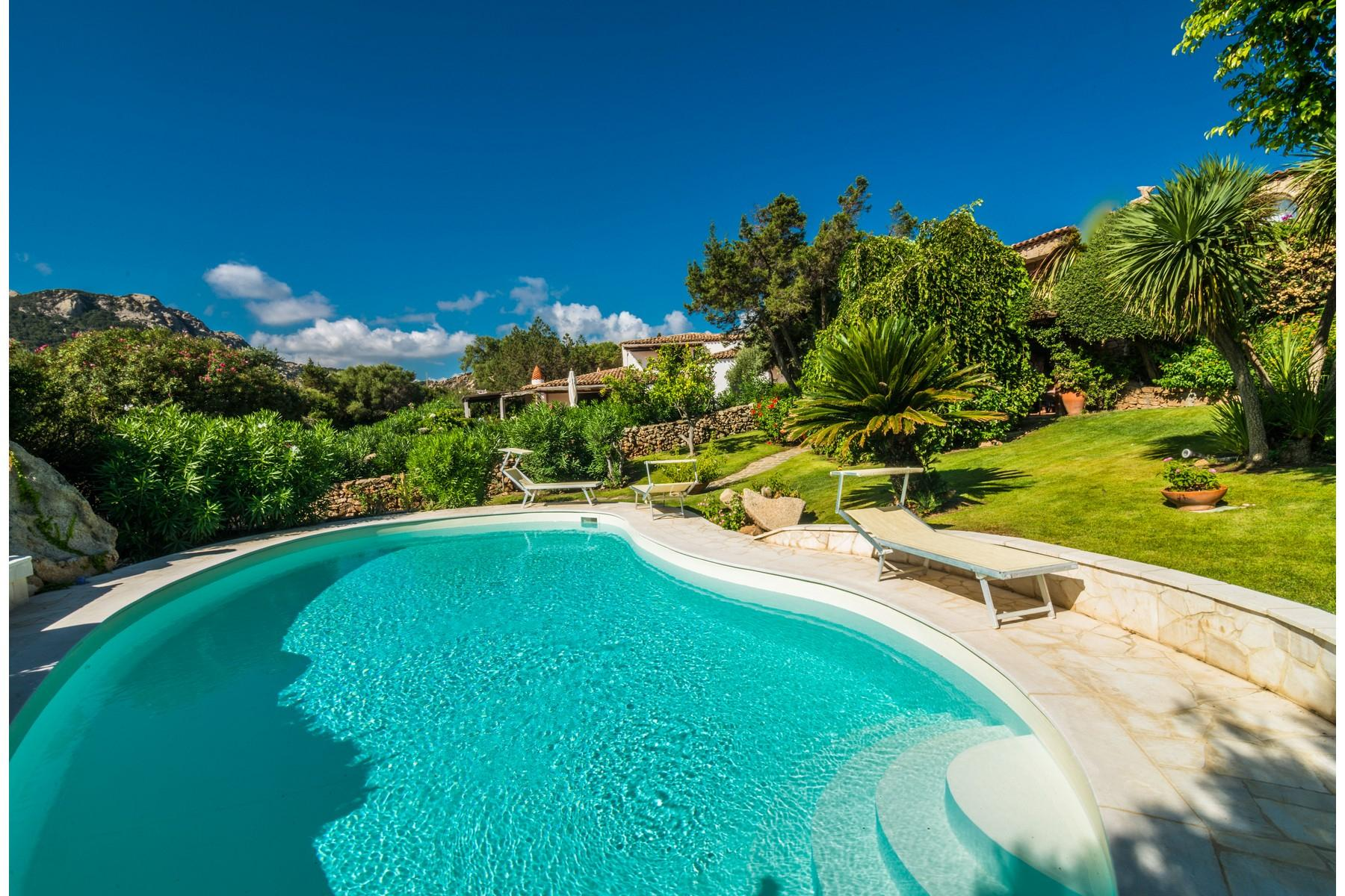 Porto Cervo Marina - Magnificient Villa with private pool - 1