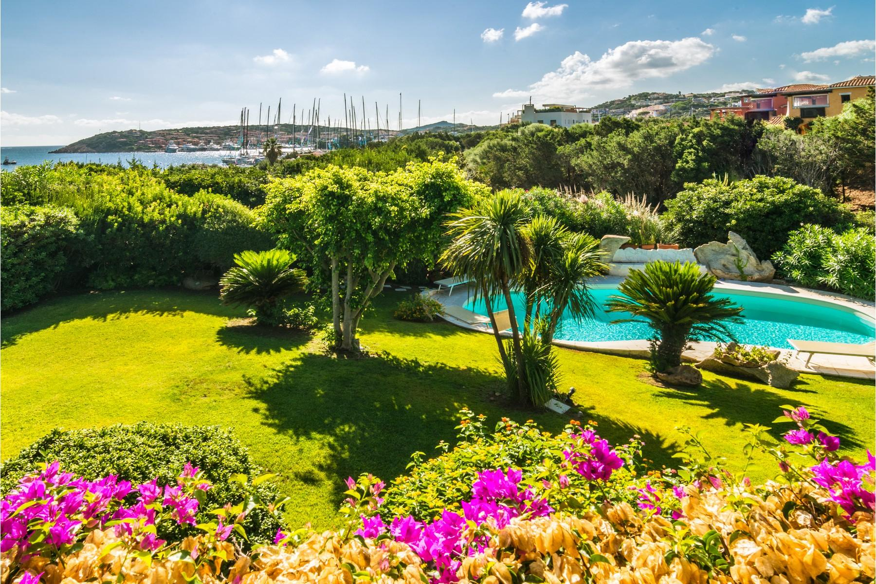 Porto Cervo Marina - Magnificient Villa with private pool - 3
