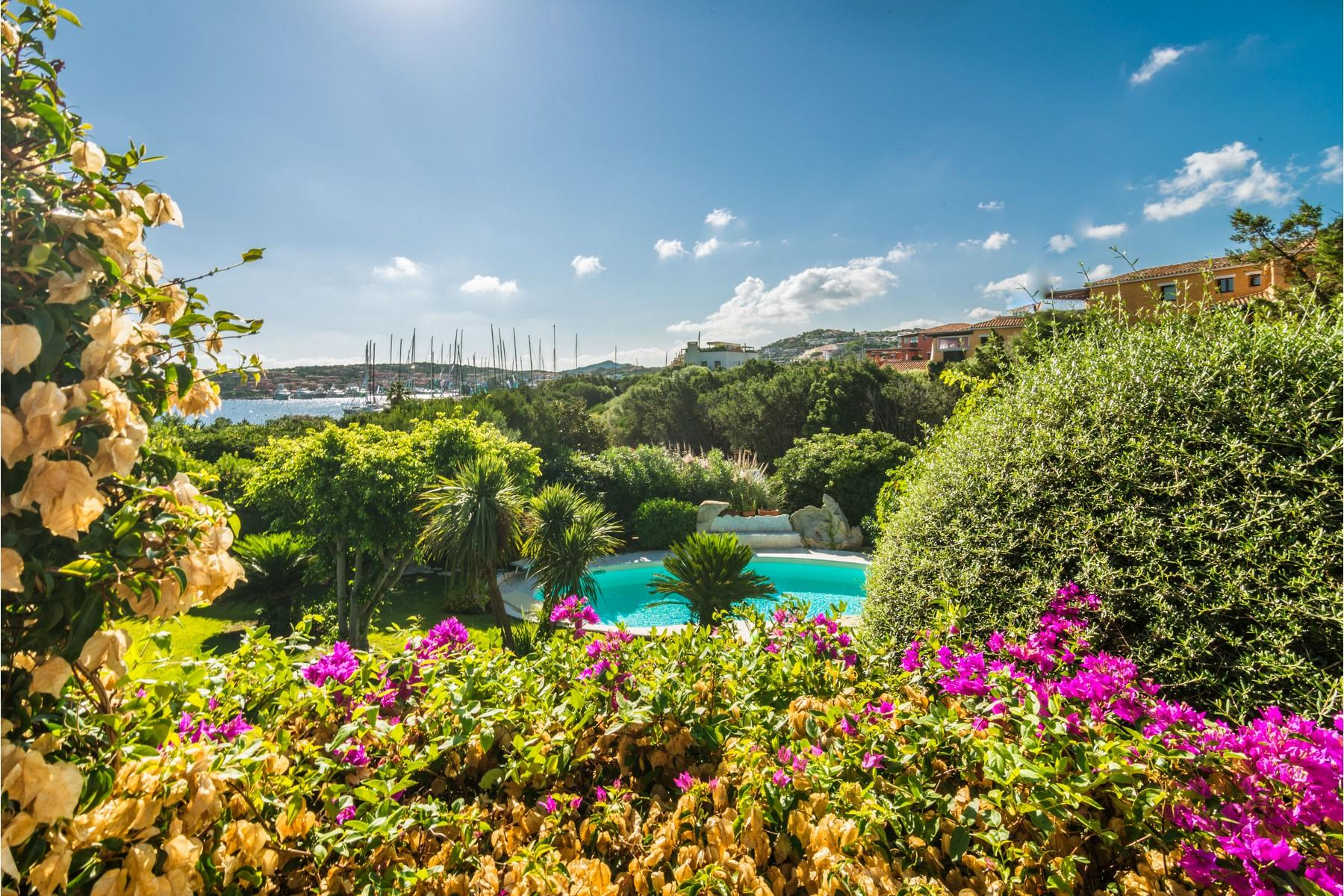 Porto Cervo Marina - Magnificient Villa with private pool - 4