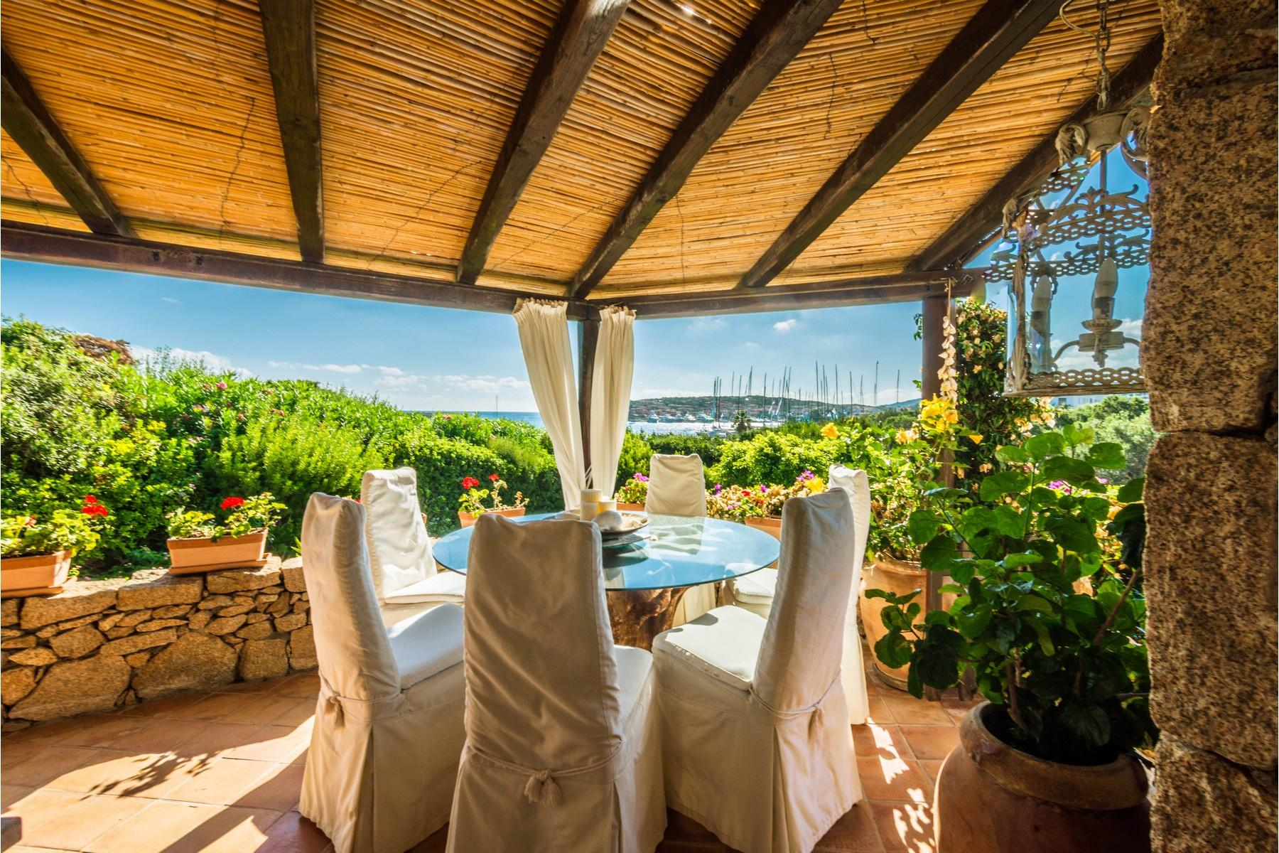 Porto Cervo Marina - Magnificient Villa with private pool - 5