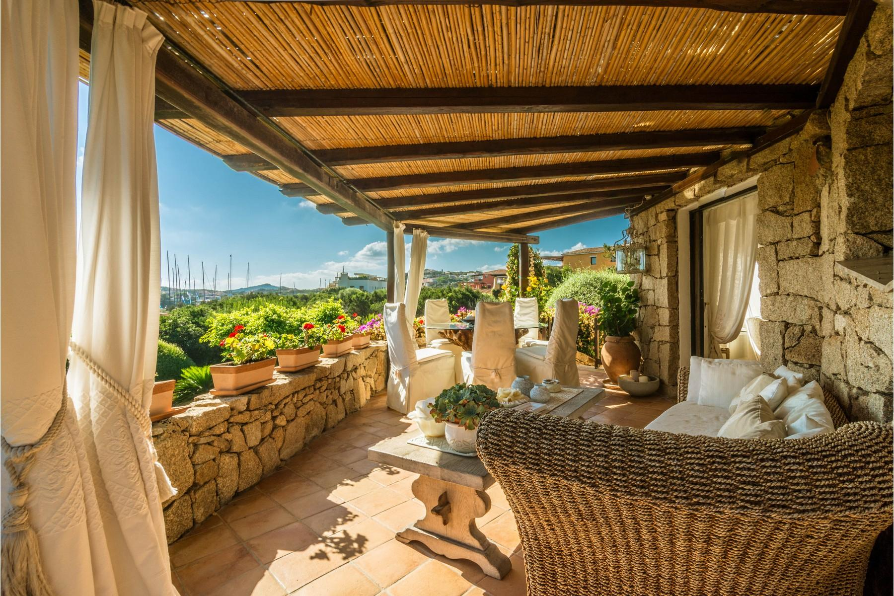 Porto Cervo Marina - Magnificient Villa with private pool - 8