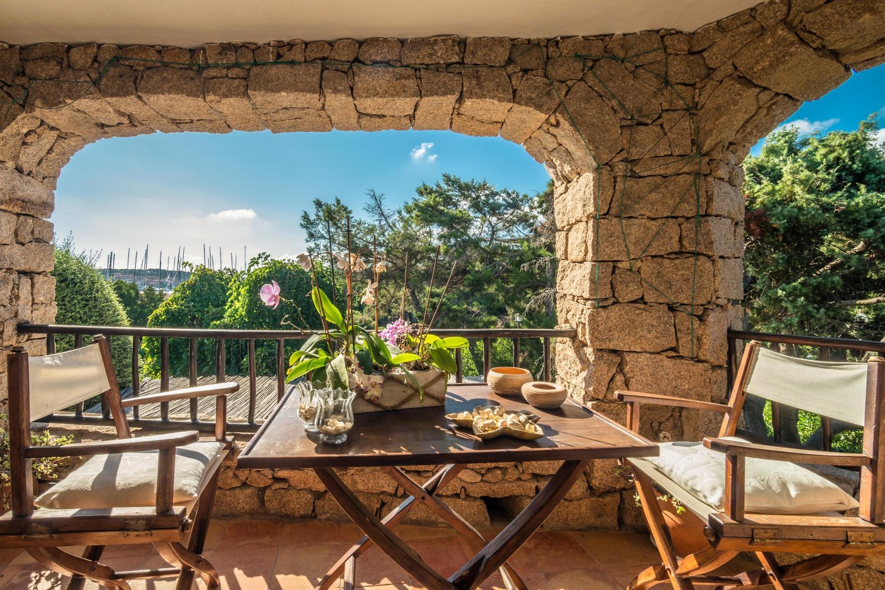 Porto Cervo Marina - Magnificient Villa with private pool - 14