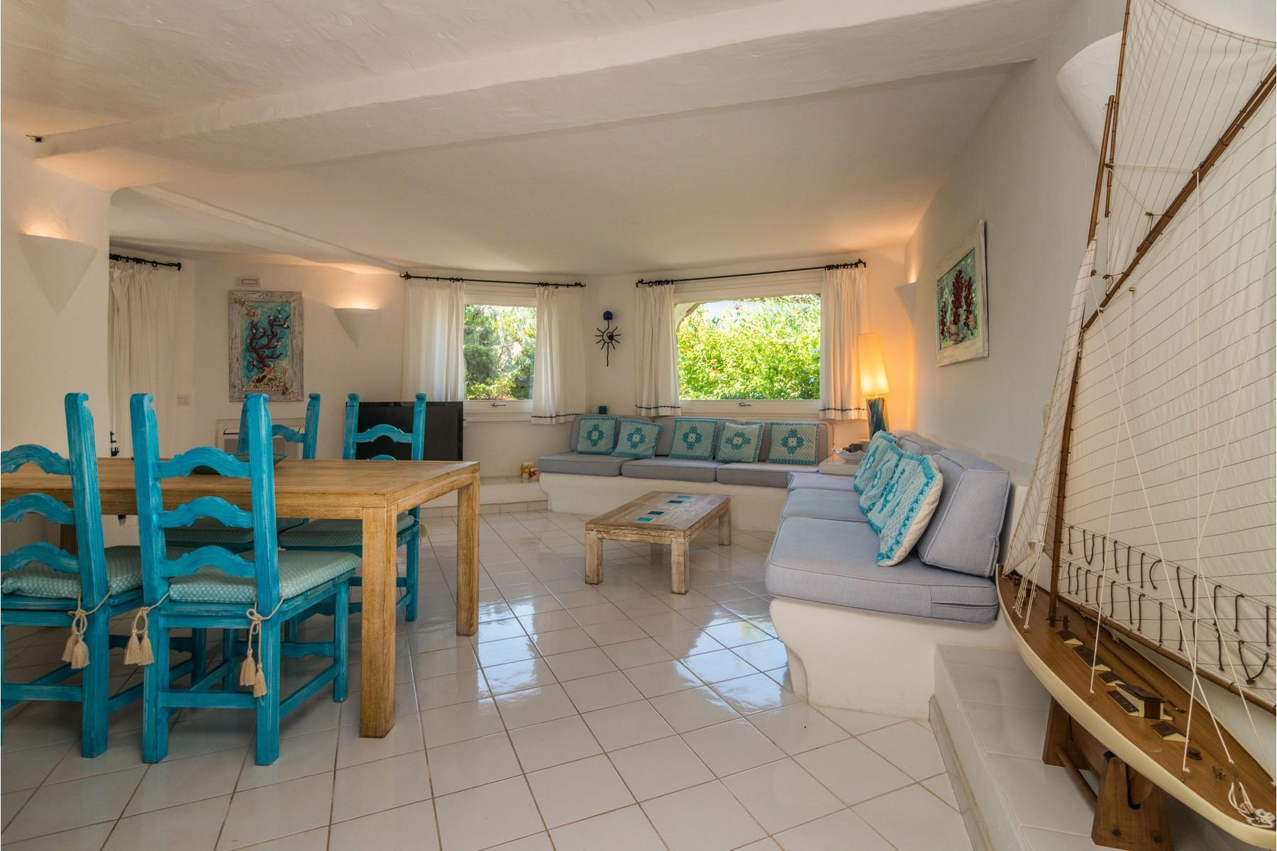 Porto Cervo Marina - Magnificient Villa with private pool - 25