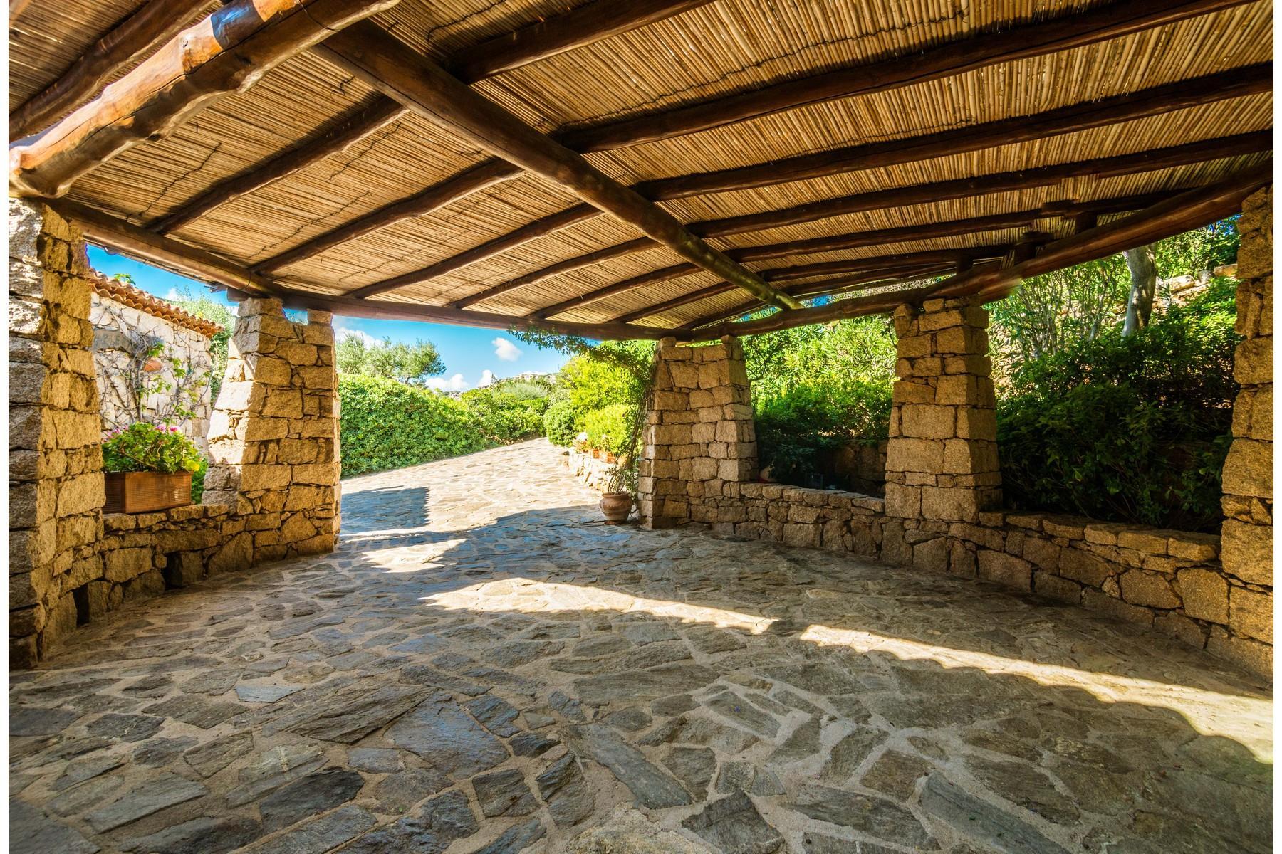 Porto Cervo Marina - Magnificient Villa with private pool - 31