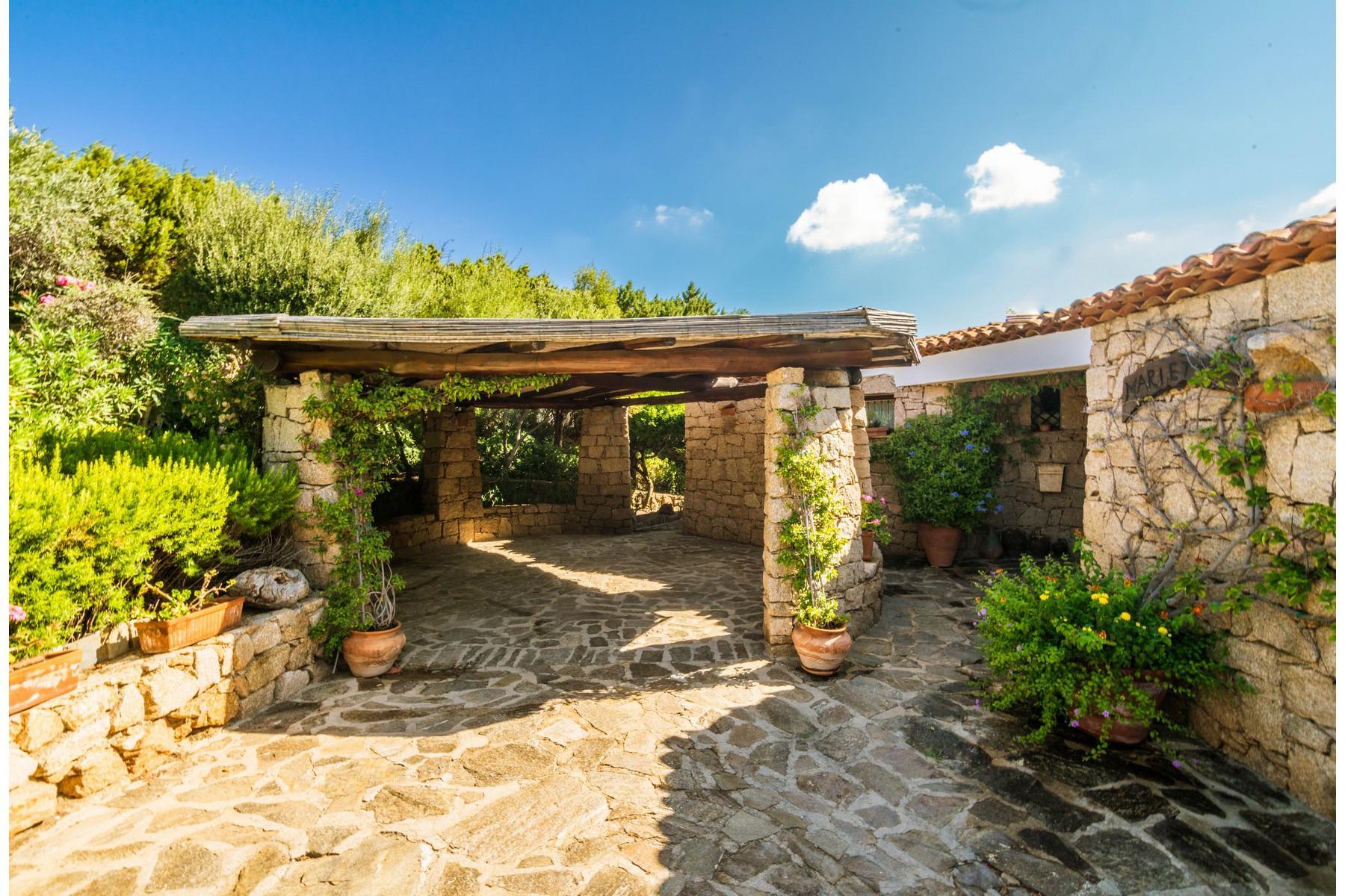 Porto Cervo Marina - Magnificient Villa with private pool - 32