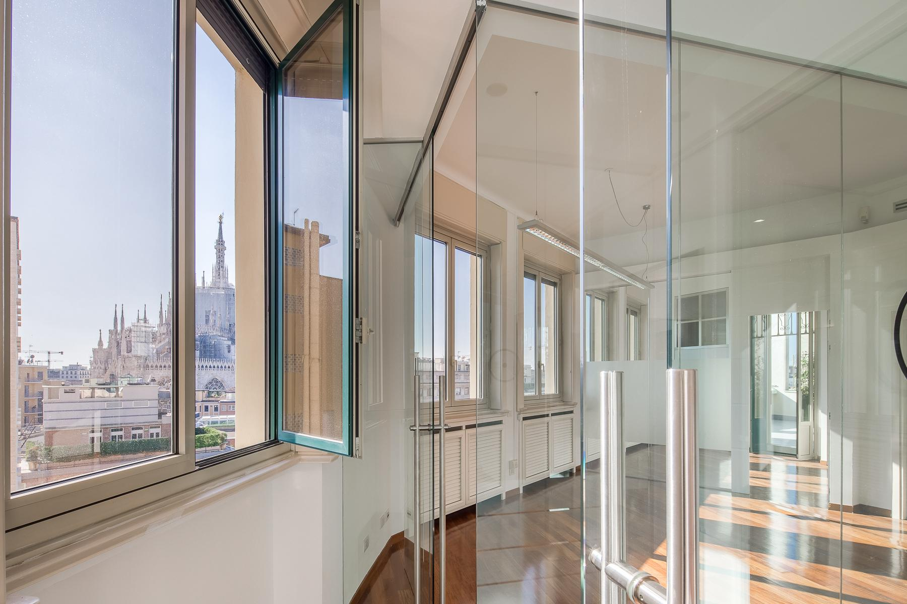 Attico di lusso con vista Duomo - 10