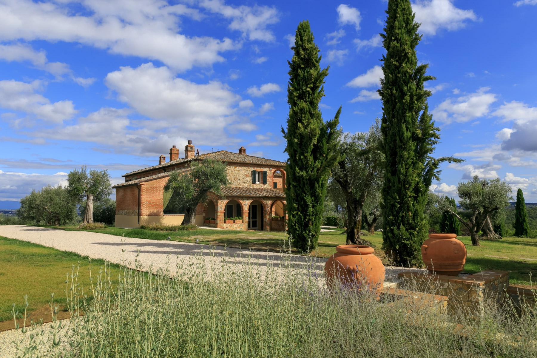 Stunning eco-friendly countryhome in the heart of Tuscany - 37