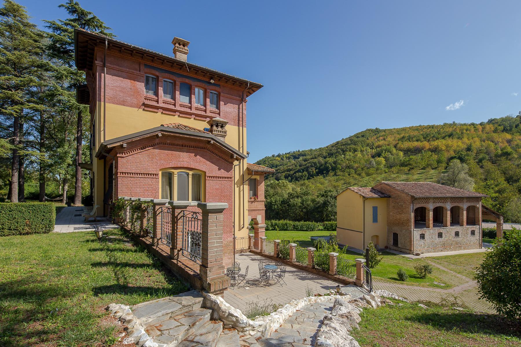 Magnifica villa d'epoca in Salsomaggiore Terme - 3