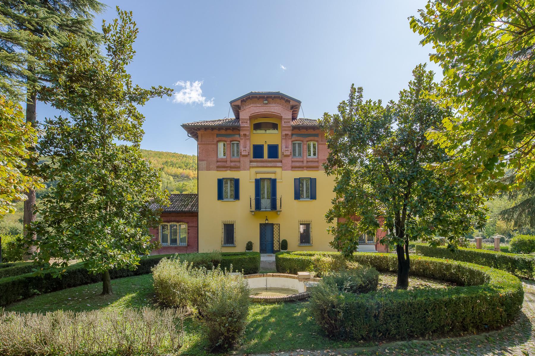 Unique period villa in Salsomaggiore Terme - 25
