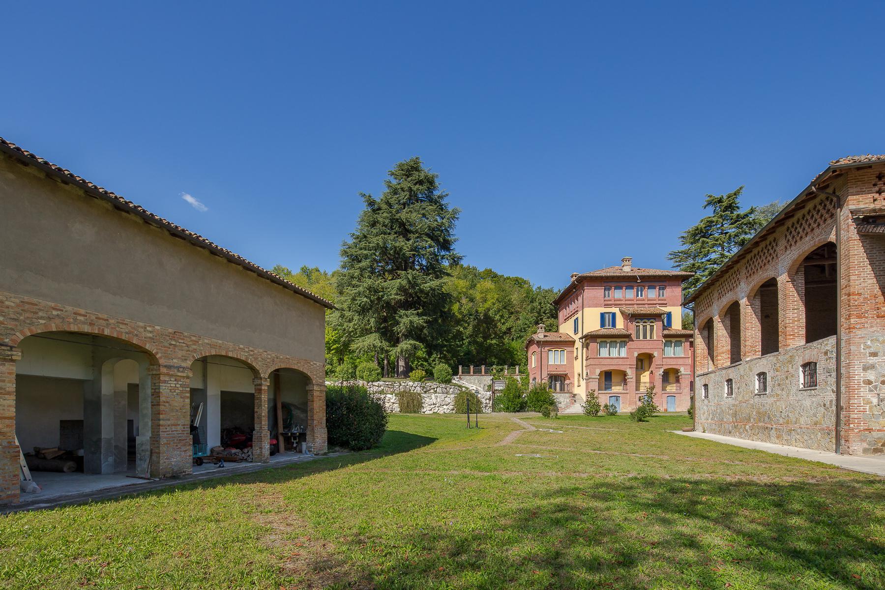 Unique period villa in Salsomaggiore Terme - 29