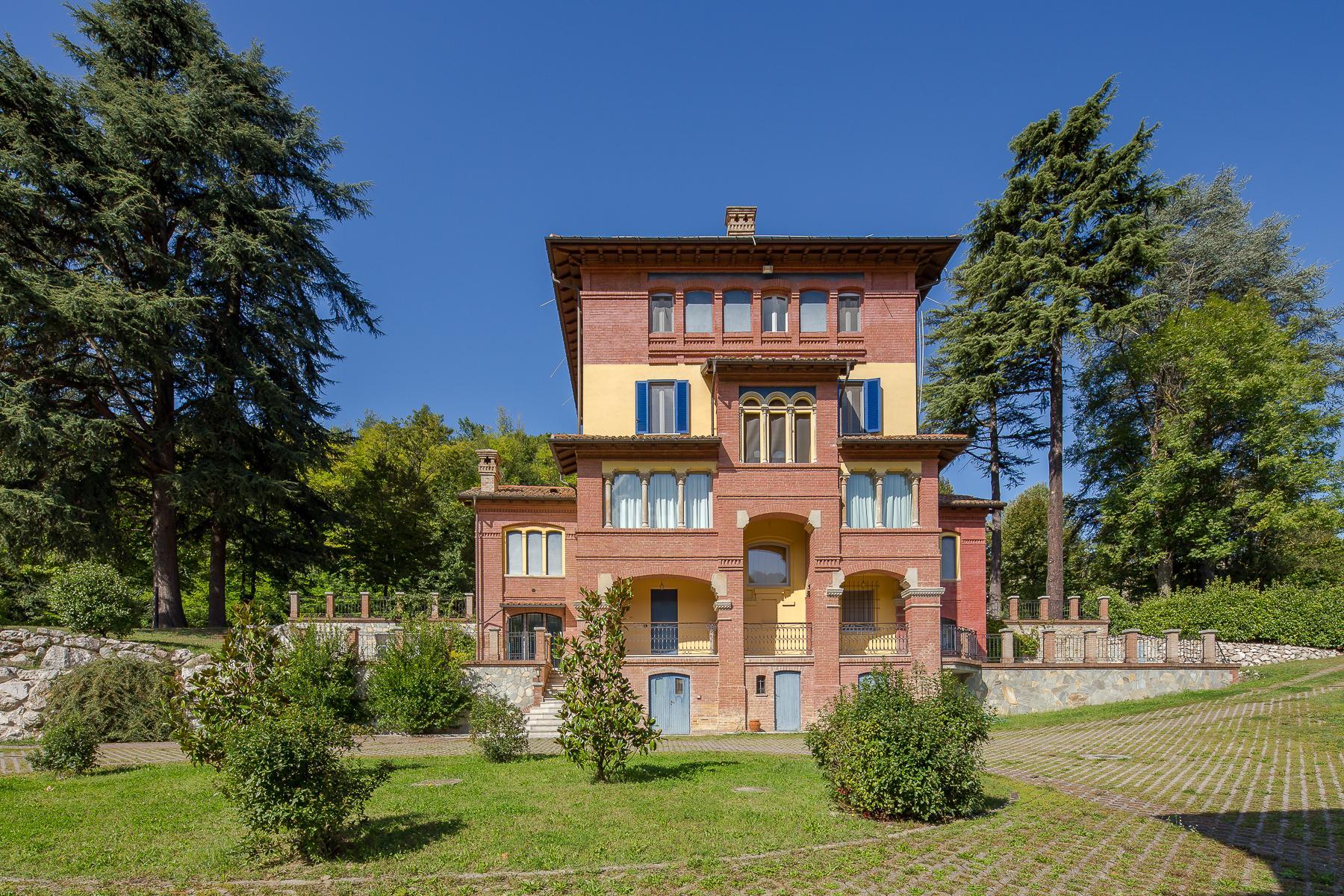 Magnifique villa d'époque à Salsomaggiore Terme - 6