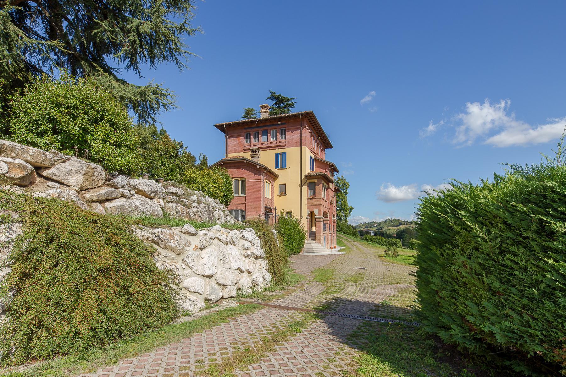 Salsomaggiore Terme温泉辉煌时期的别墅 - 5