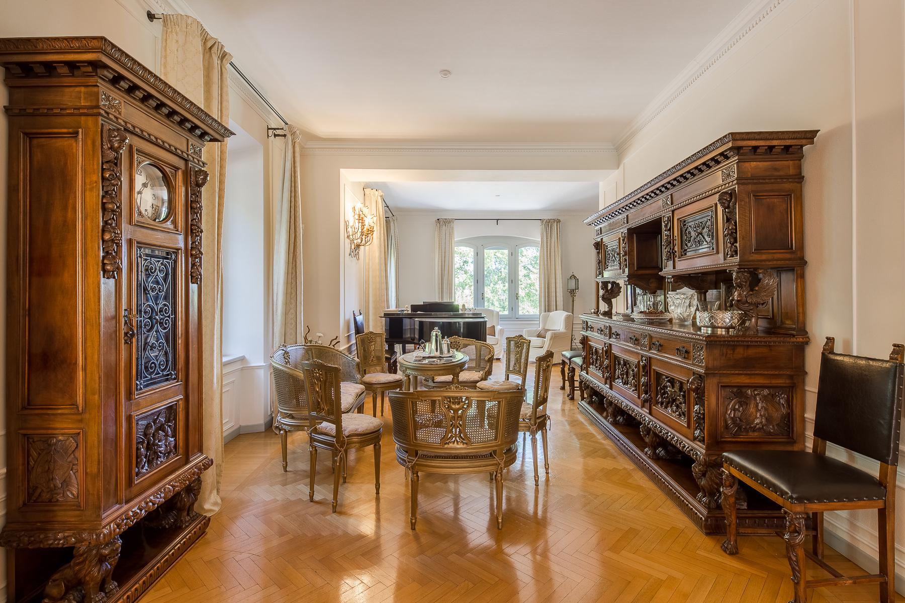 Magnifica villa d'epoca in Salsomaggiore Terme - 6