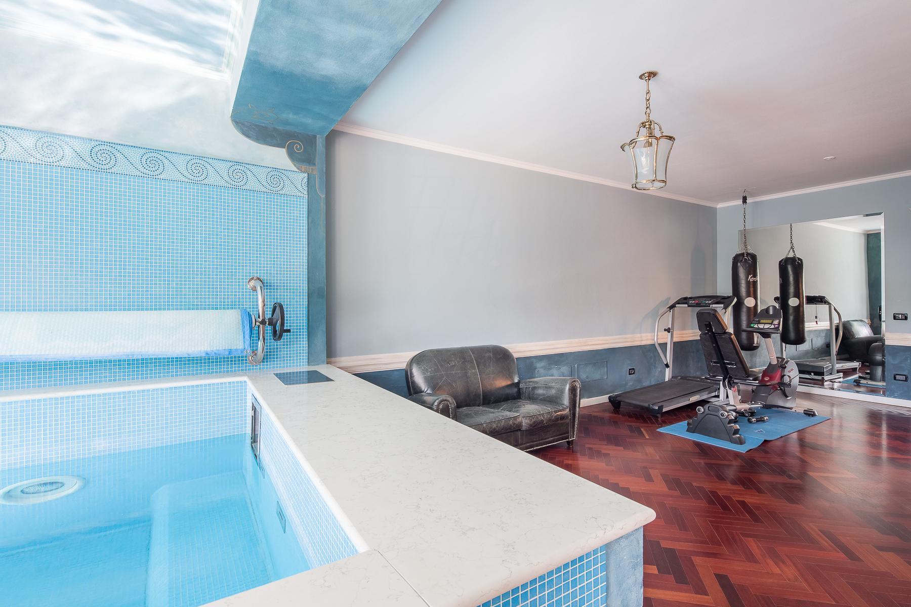 Magnifica villa d'epoca in Salsomaggiore Terme - 8